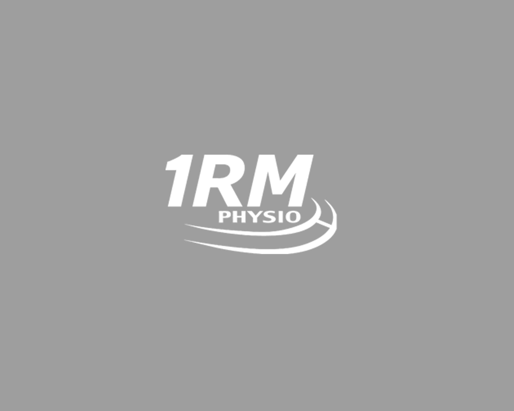 1rm physio Logo