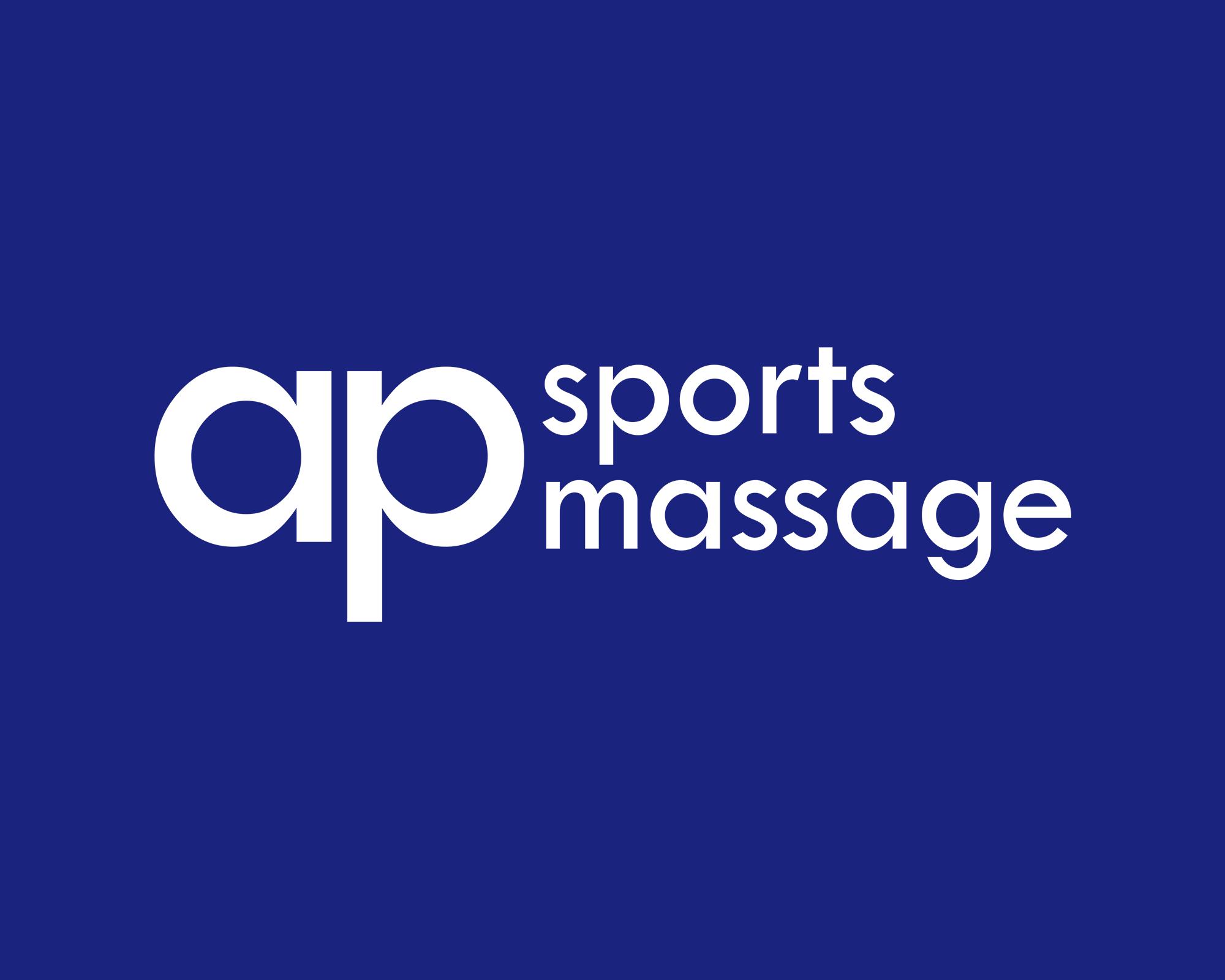 ap sports massage Logo