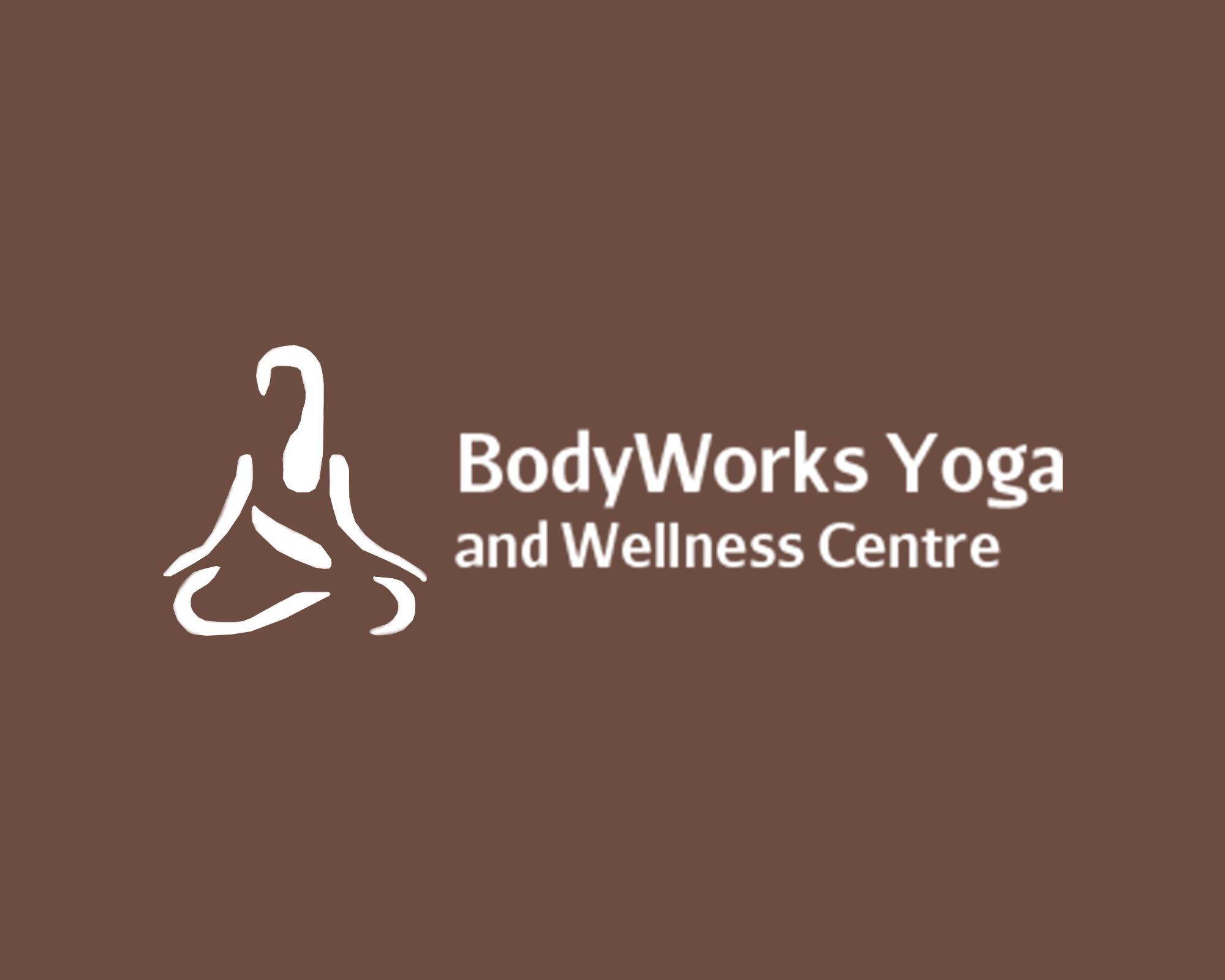 body works yoga and wellnes centre Logo