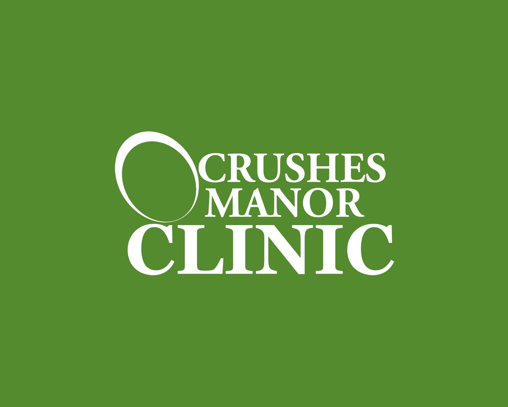 crushes manor Logo