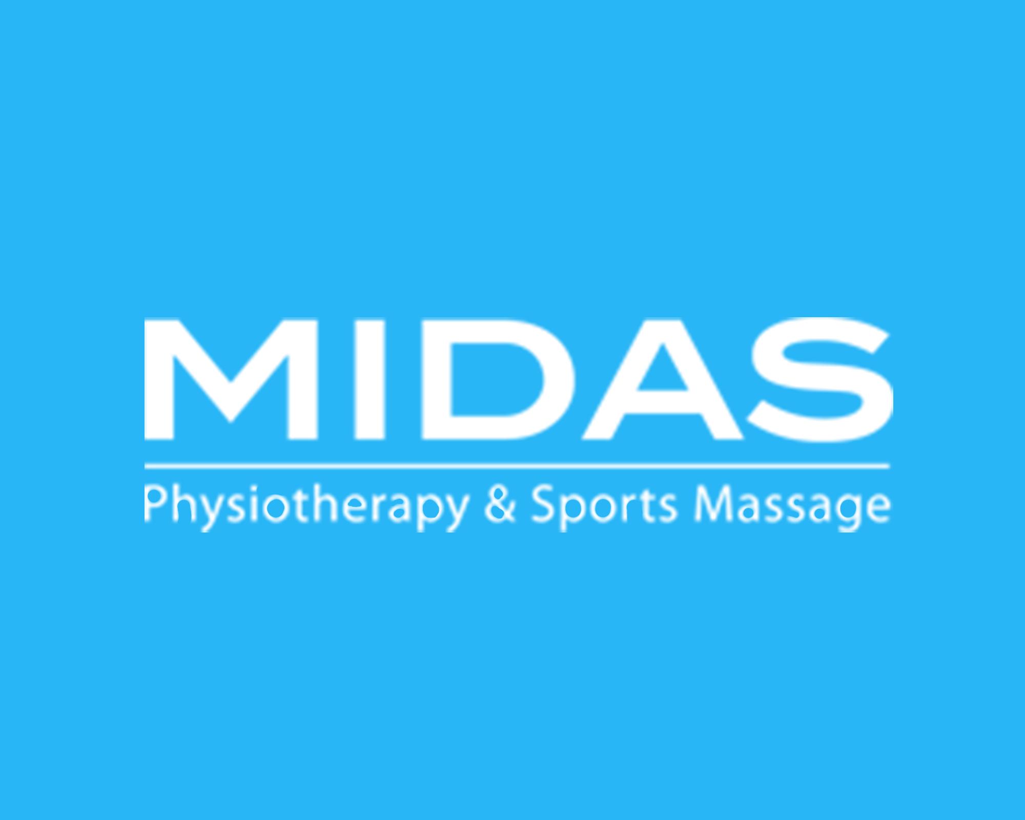 midas physiotherapy Logo