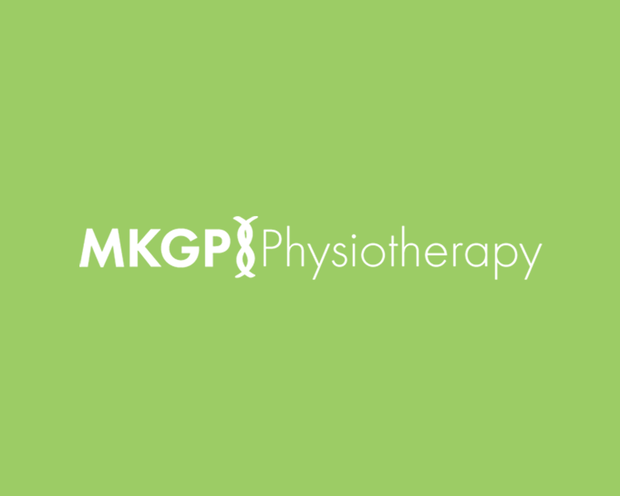 mkgp physiotherapy Logo