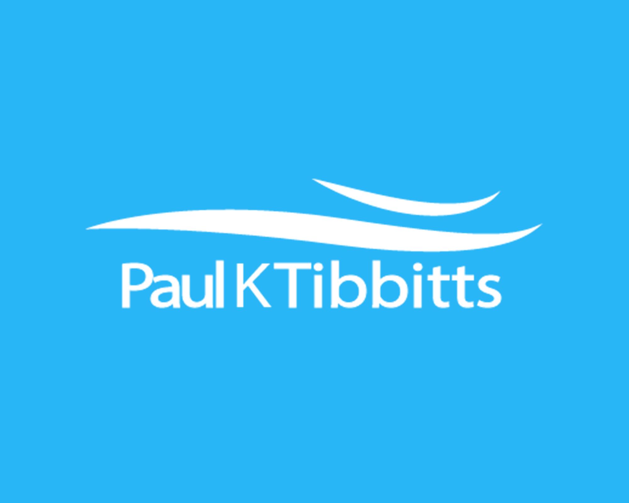 paul k tibbits  Logo