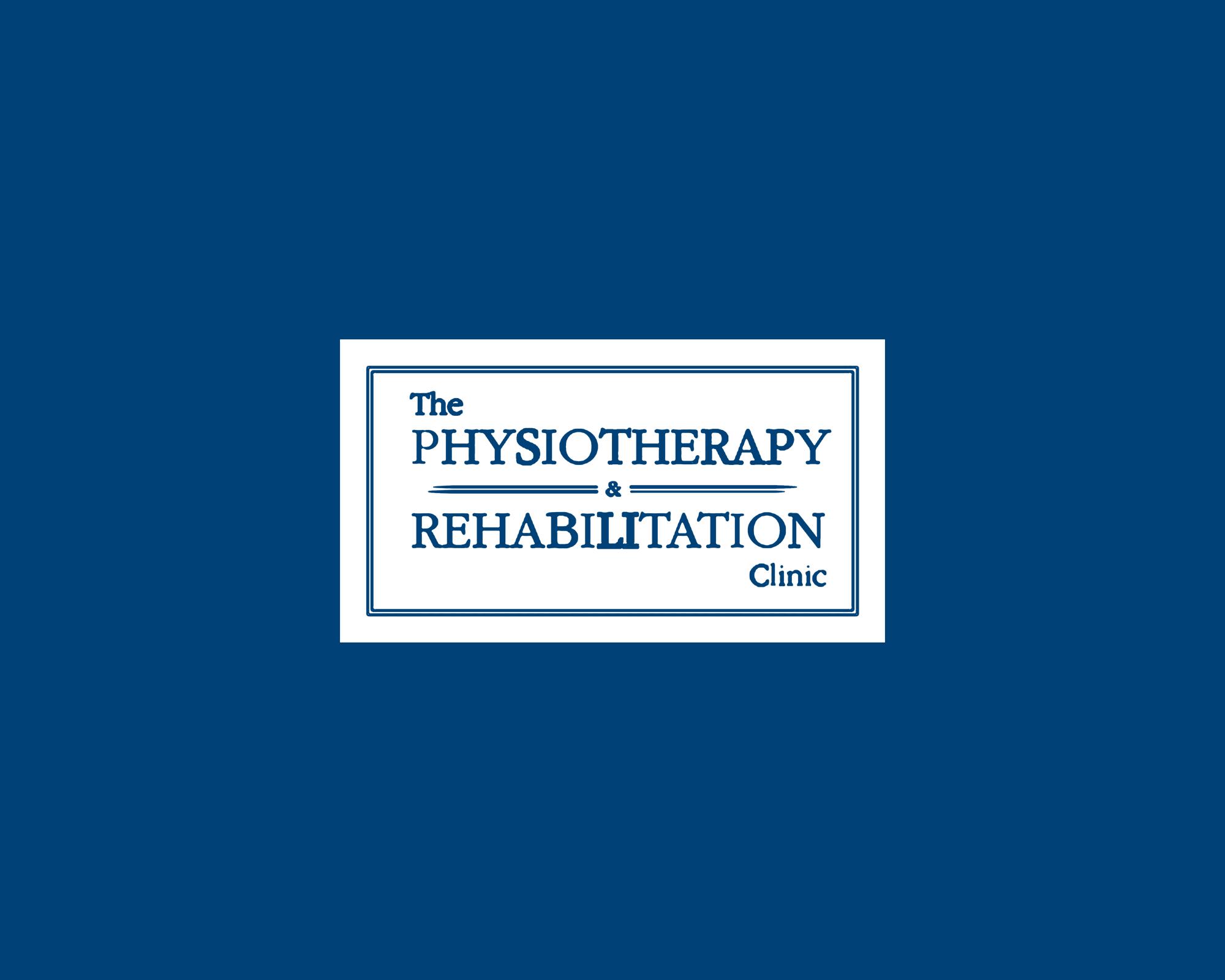 physio rehab clinic  Logo