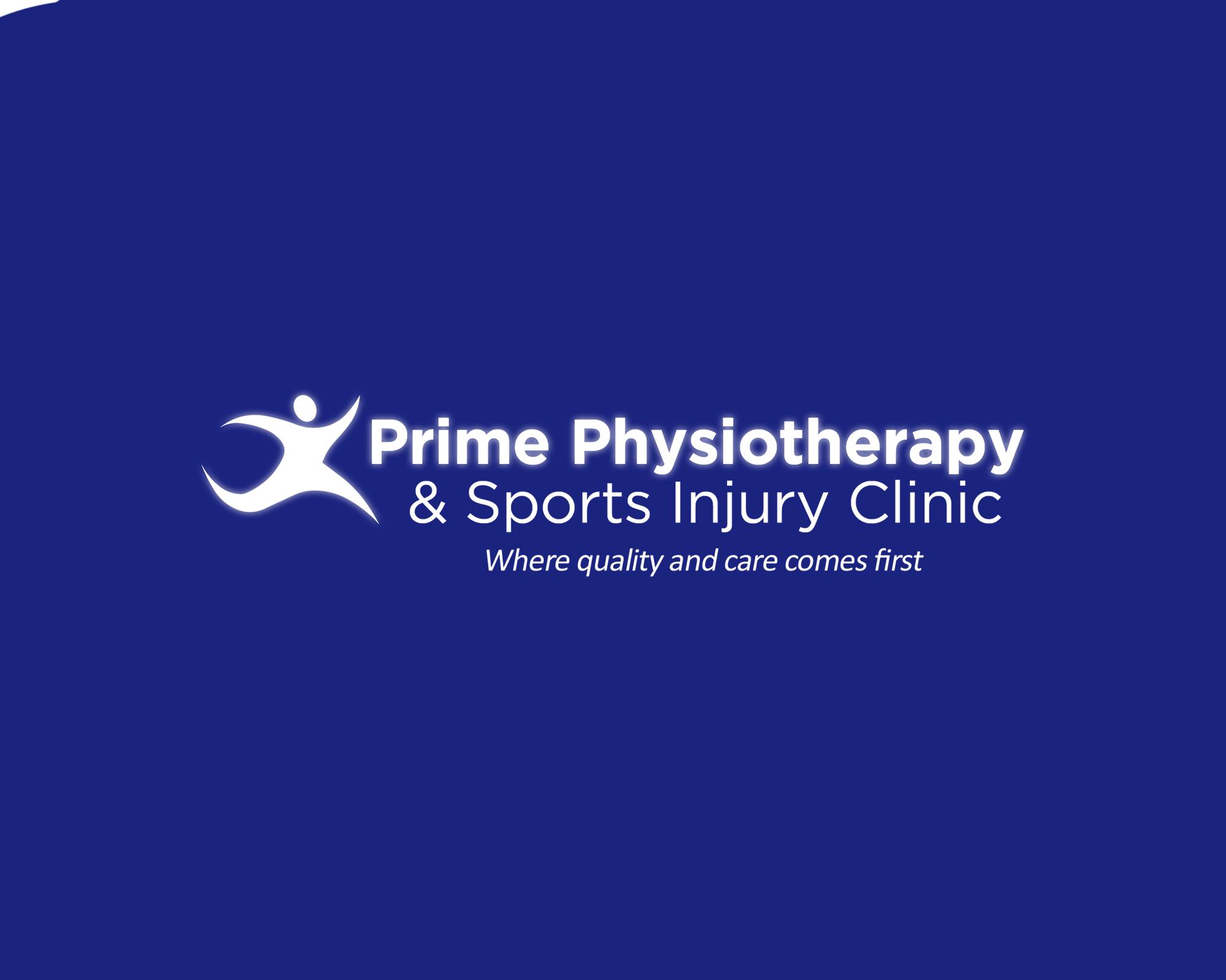 prime physio Logo