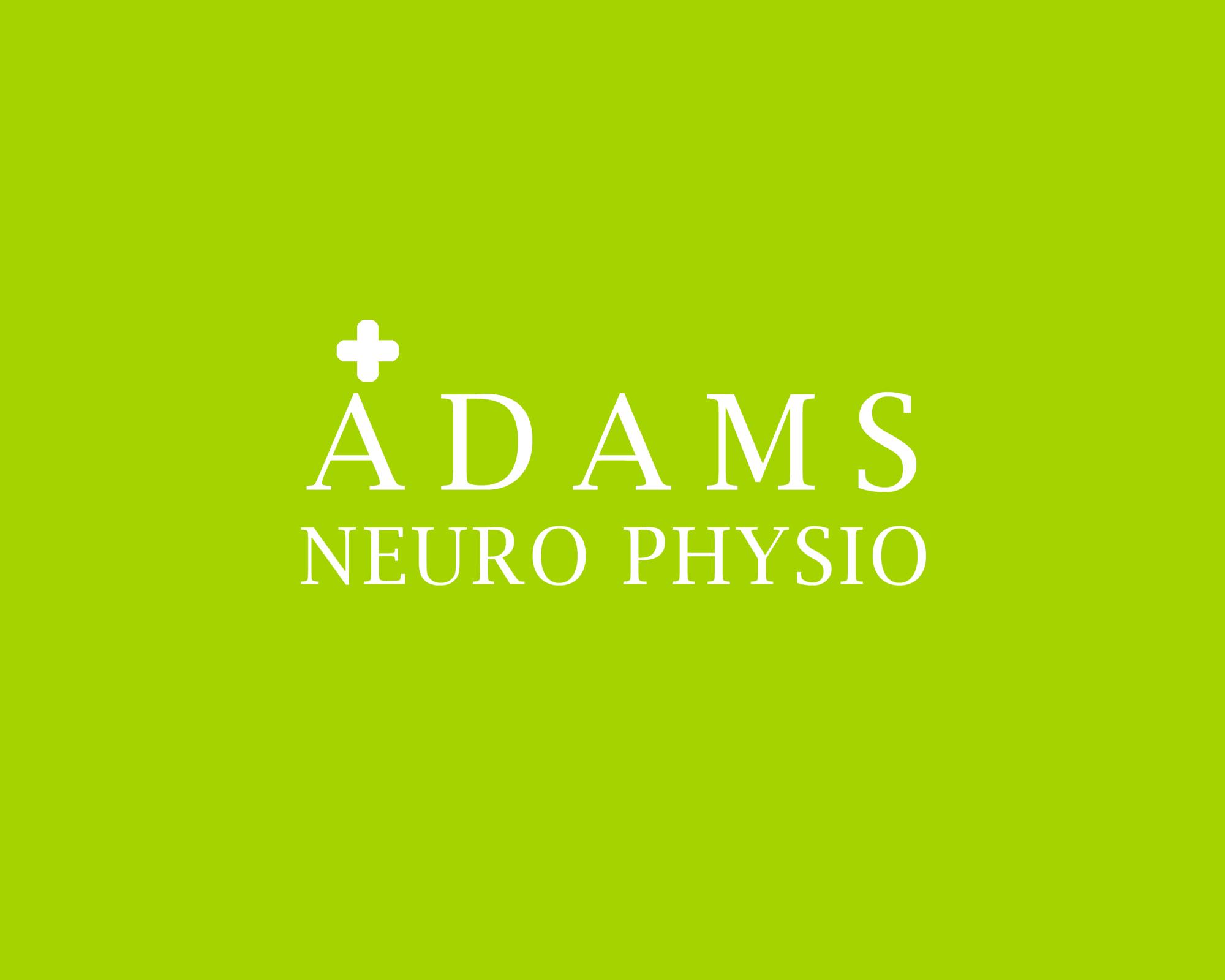 adams neuro physio Logo