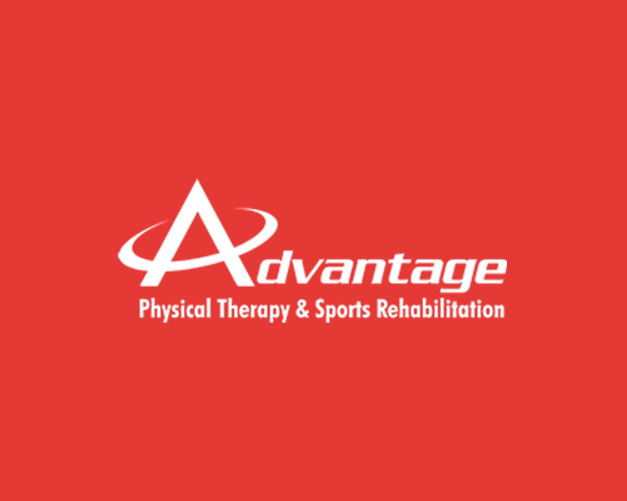 advantage physical therapy Logo