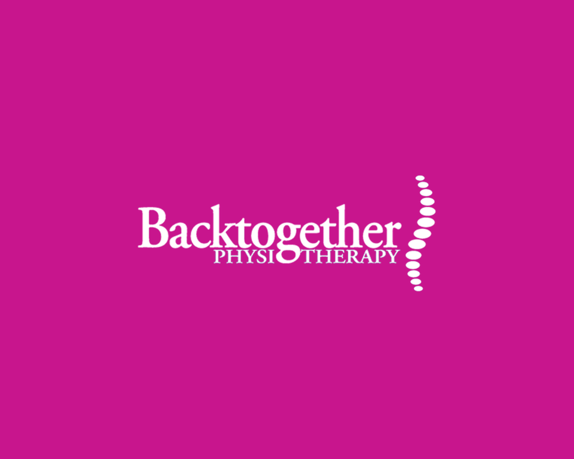 back together physiotherapy Logo