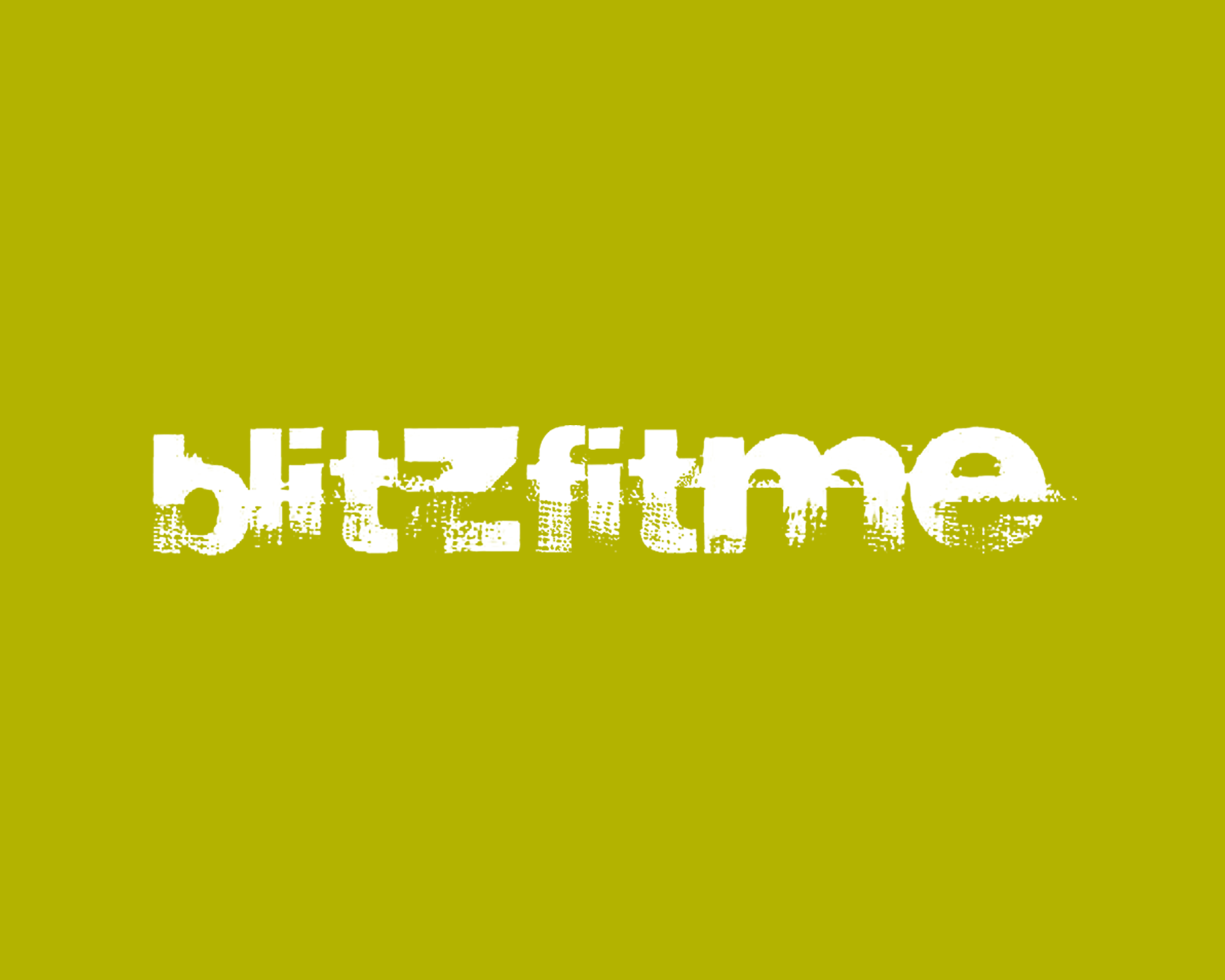 blitz fit me Logo