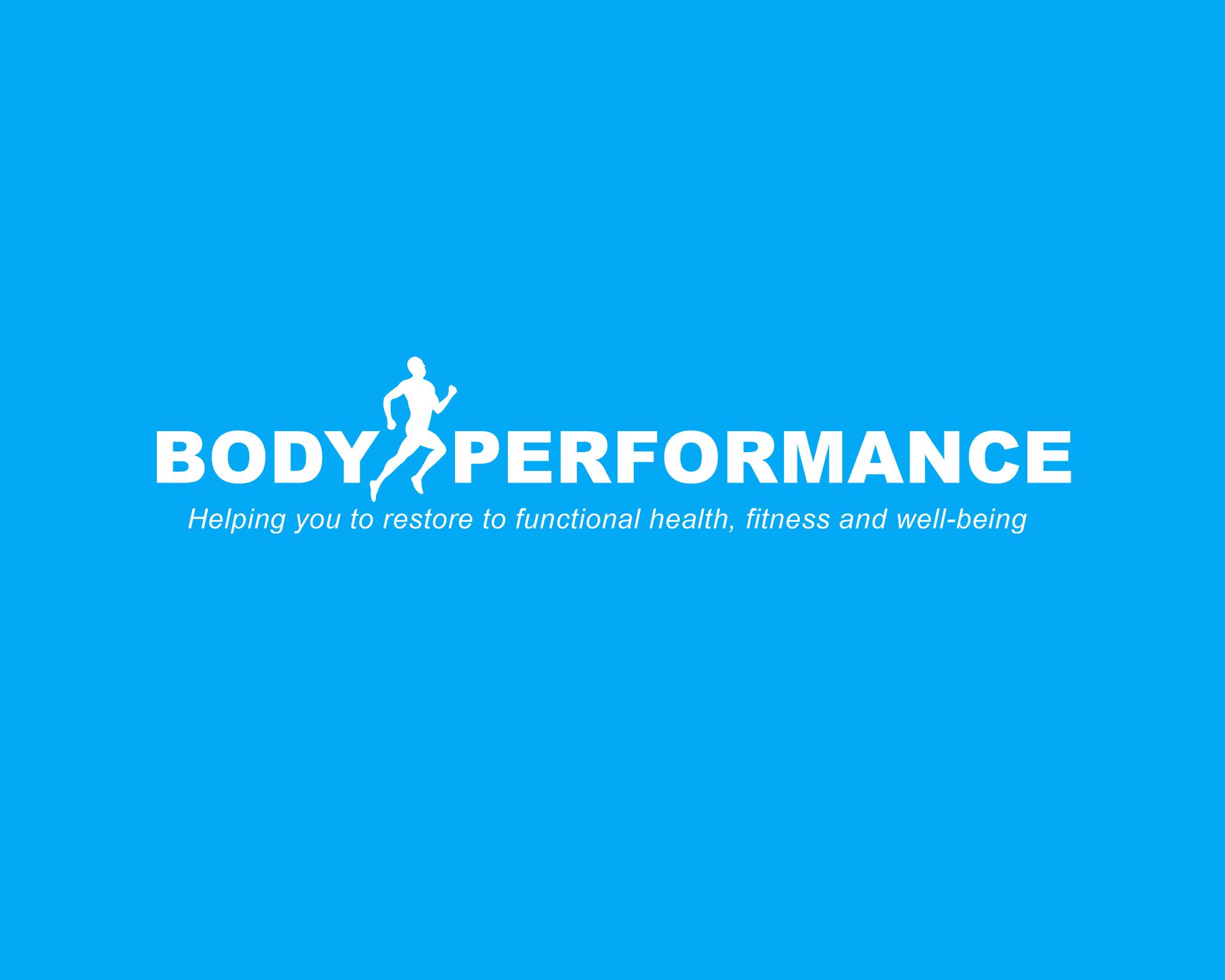 body performance Logo