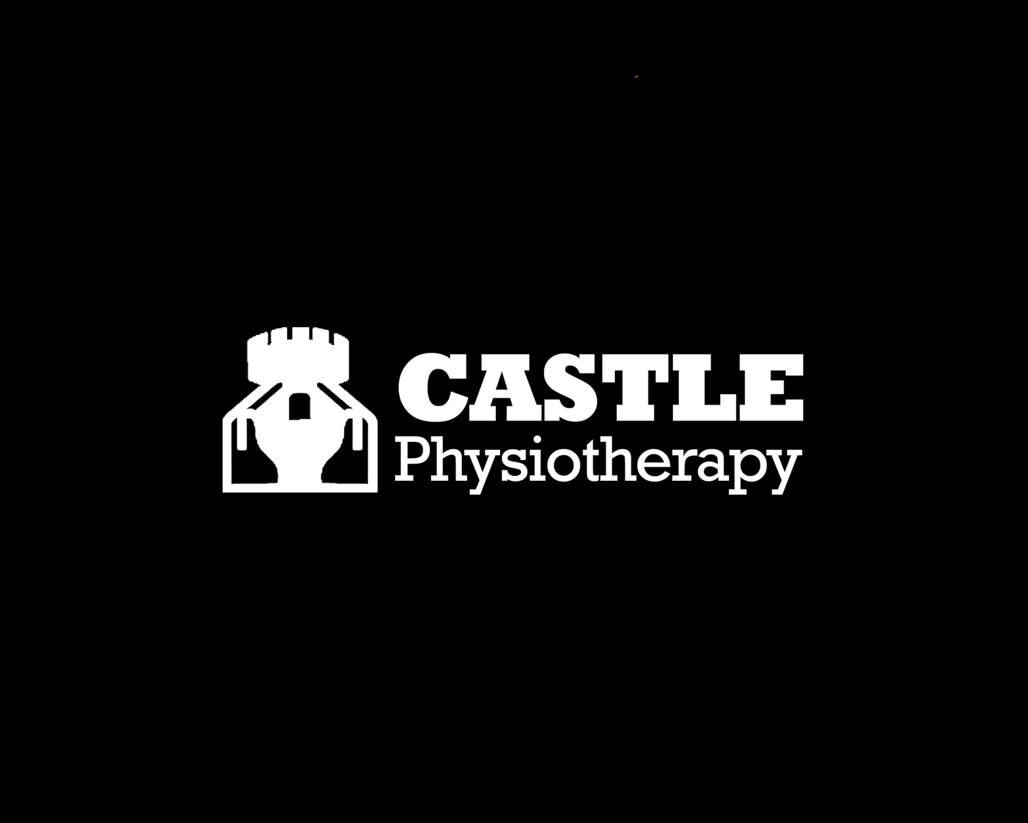 castle physiotherapy Logo