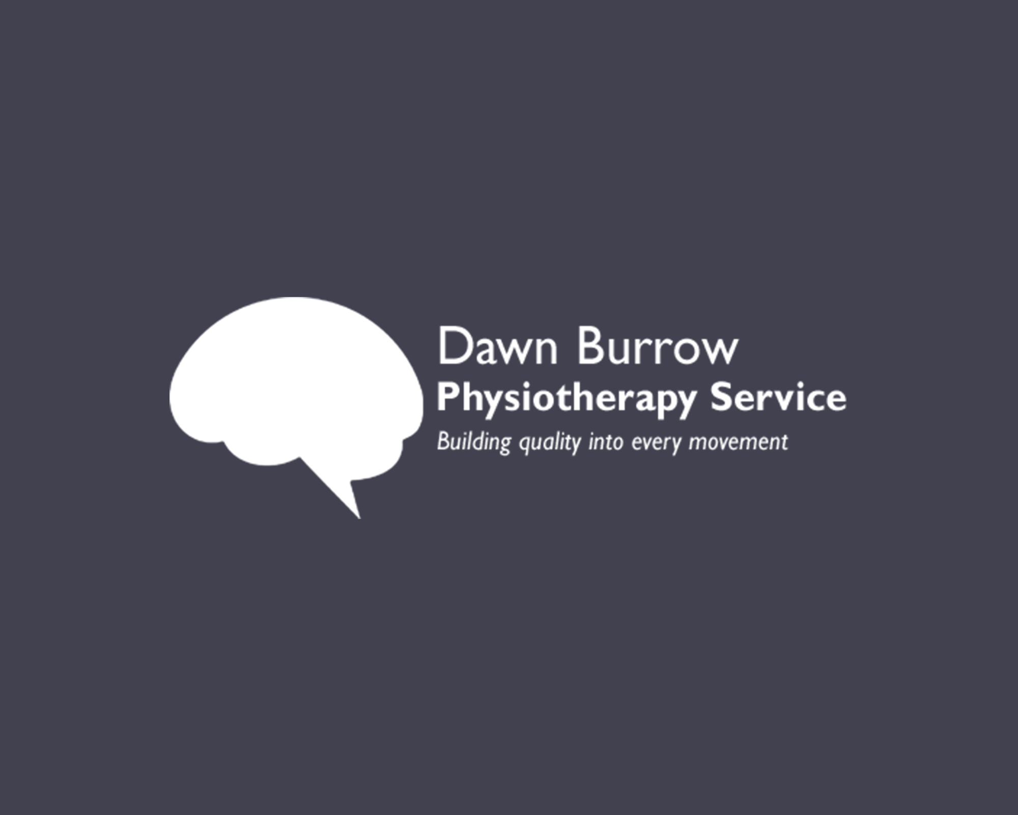 dawn burrow physiotherapy service Logo