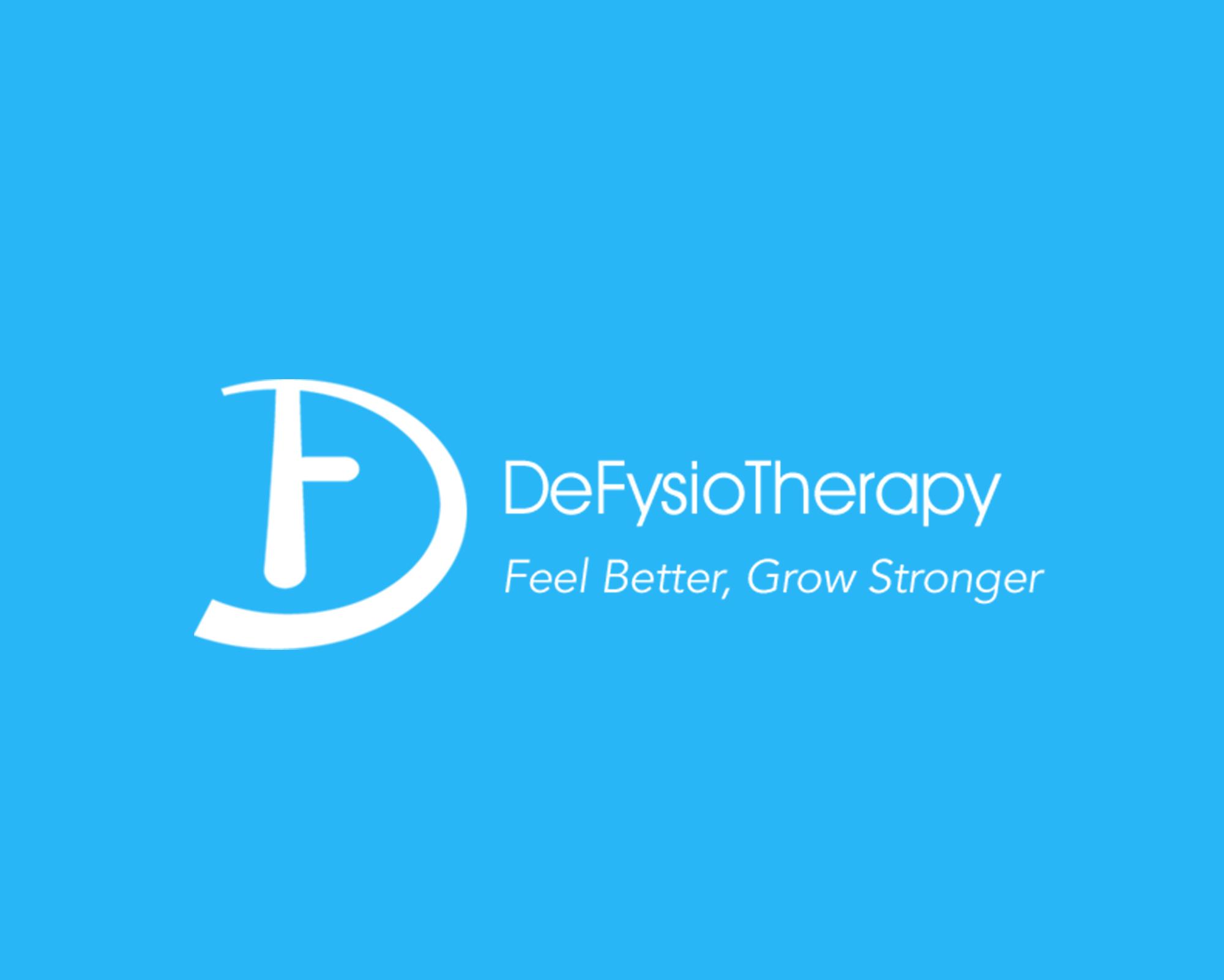 defysiotherapy Logo