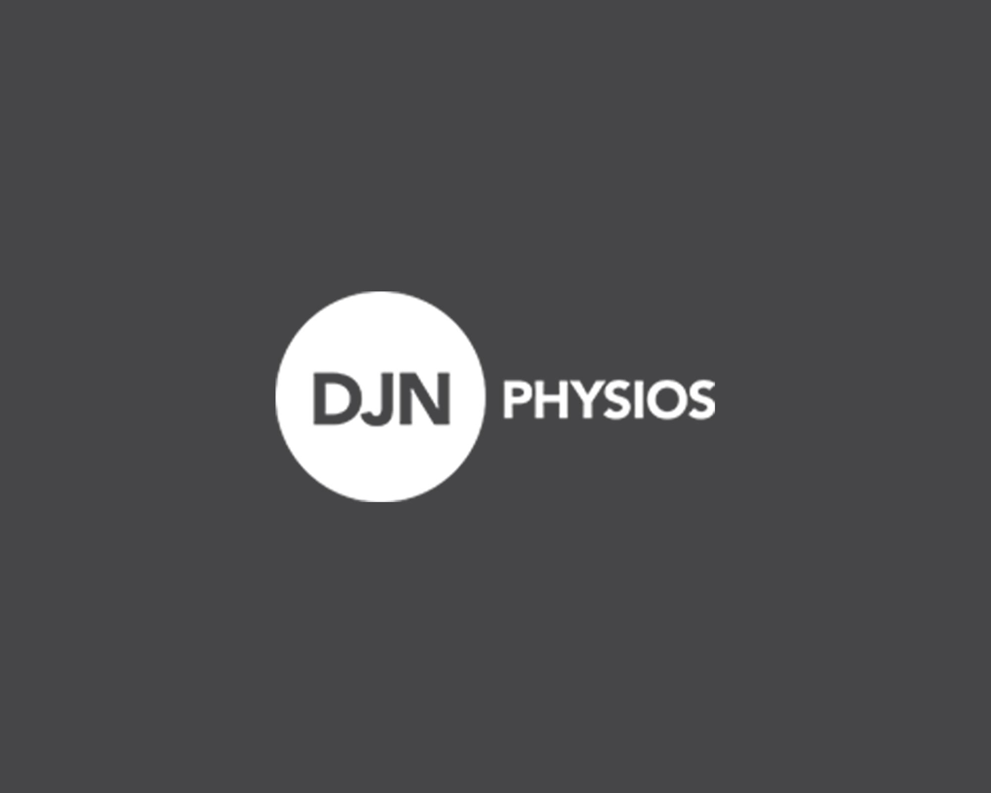 djn physios Logo