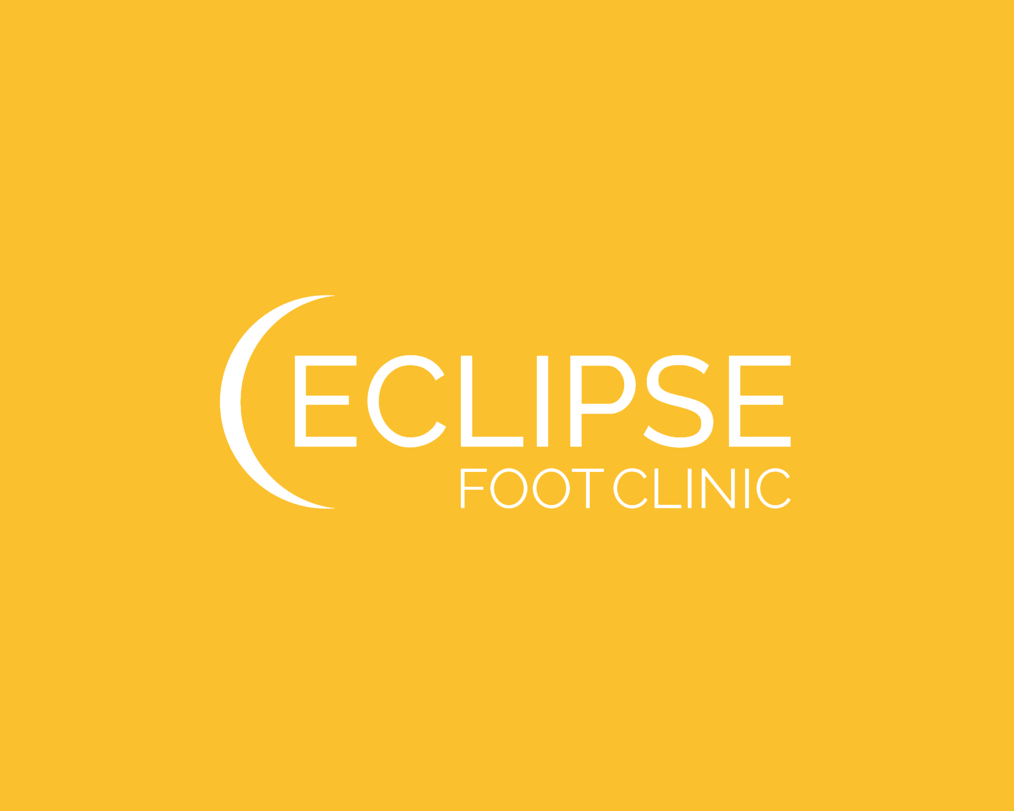 eclipse foot clinic Logo