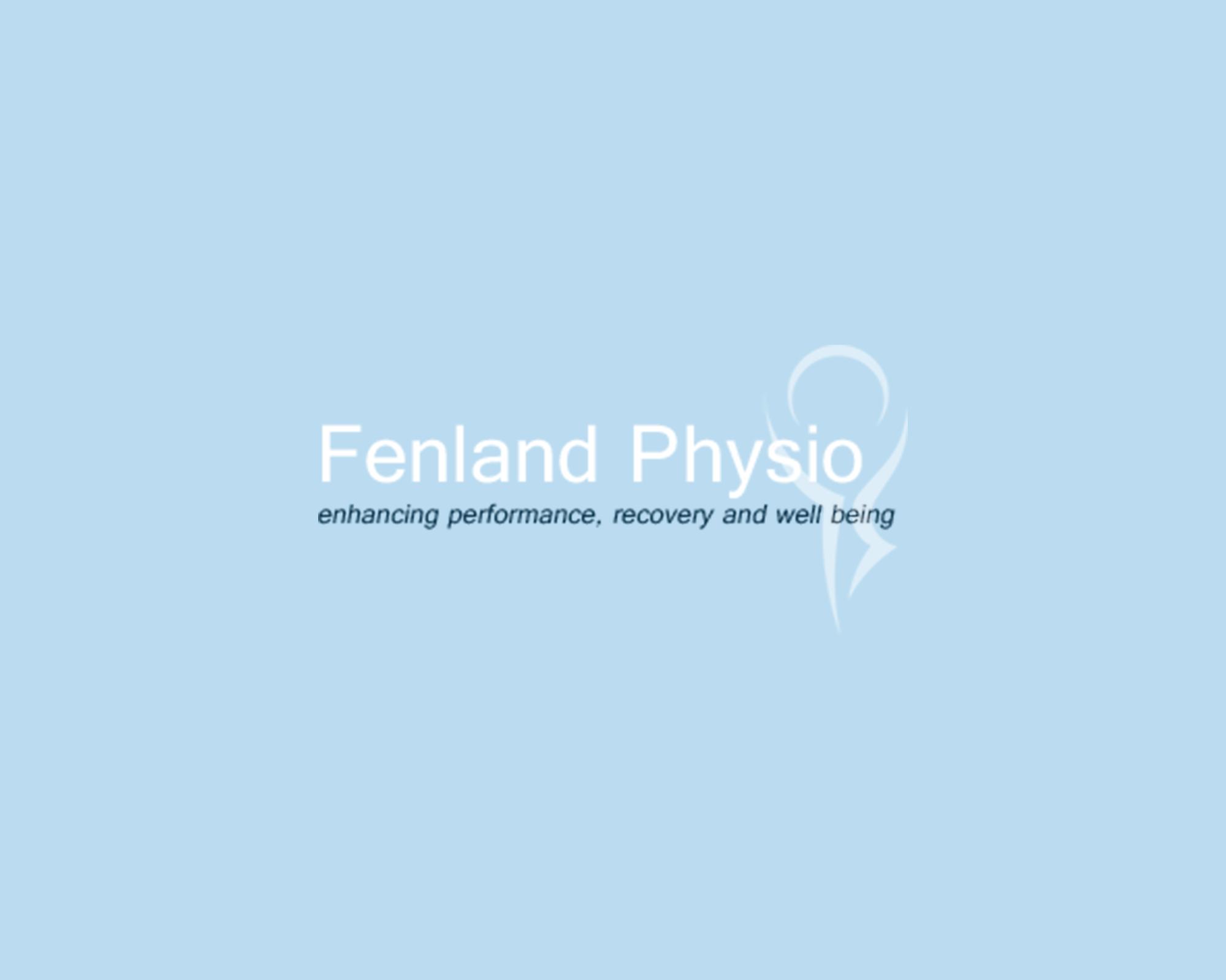 fenland physio Logo