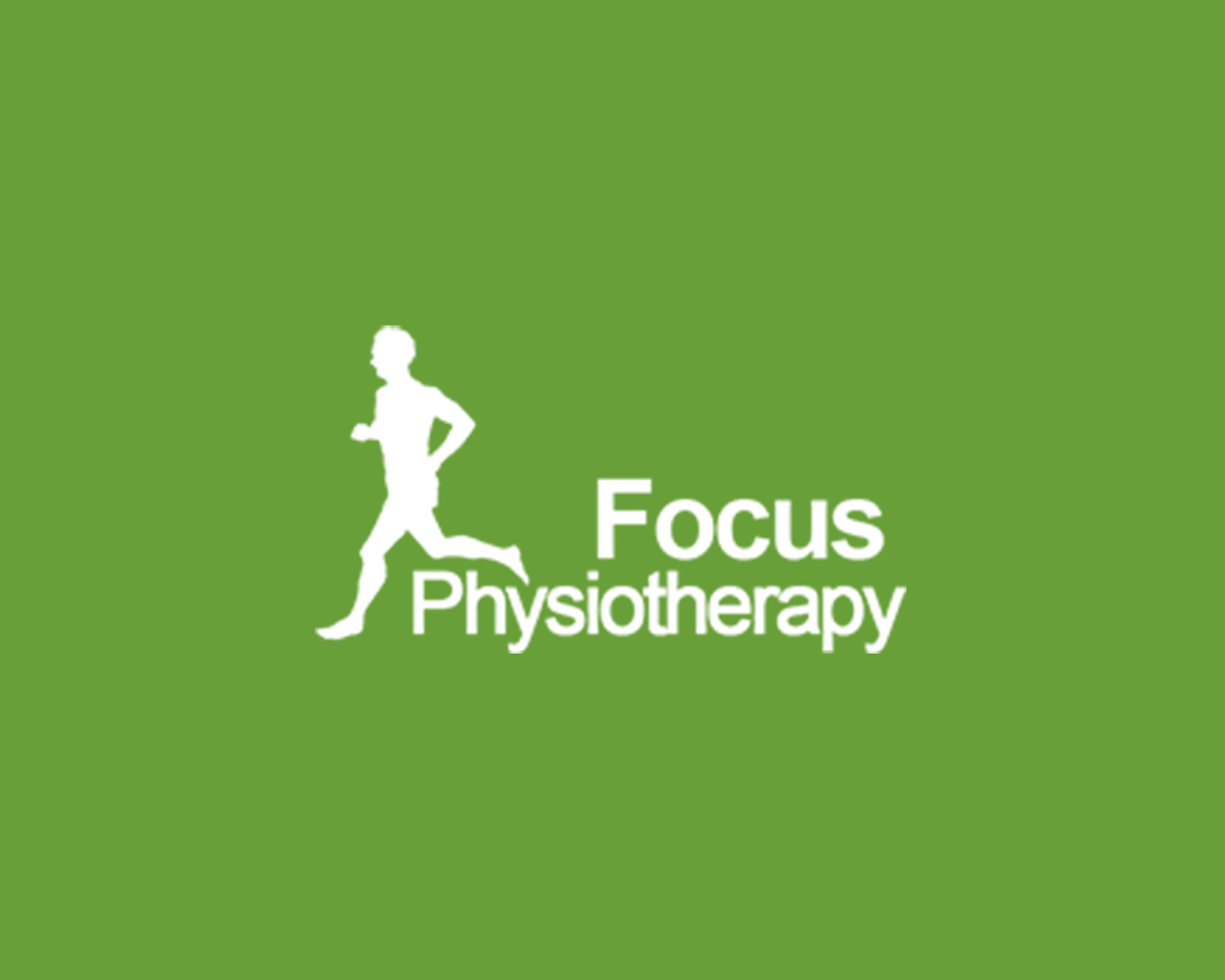 focus physiotherapy Logo