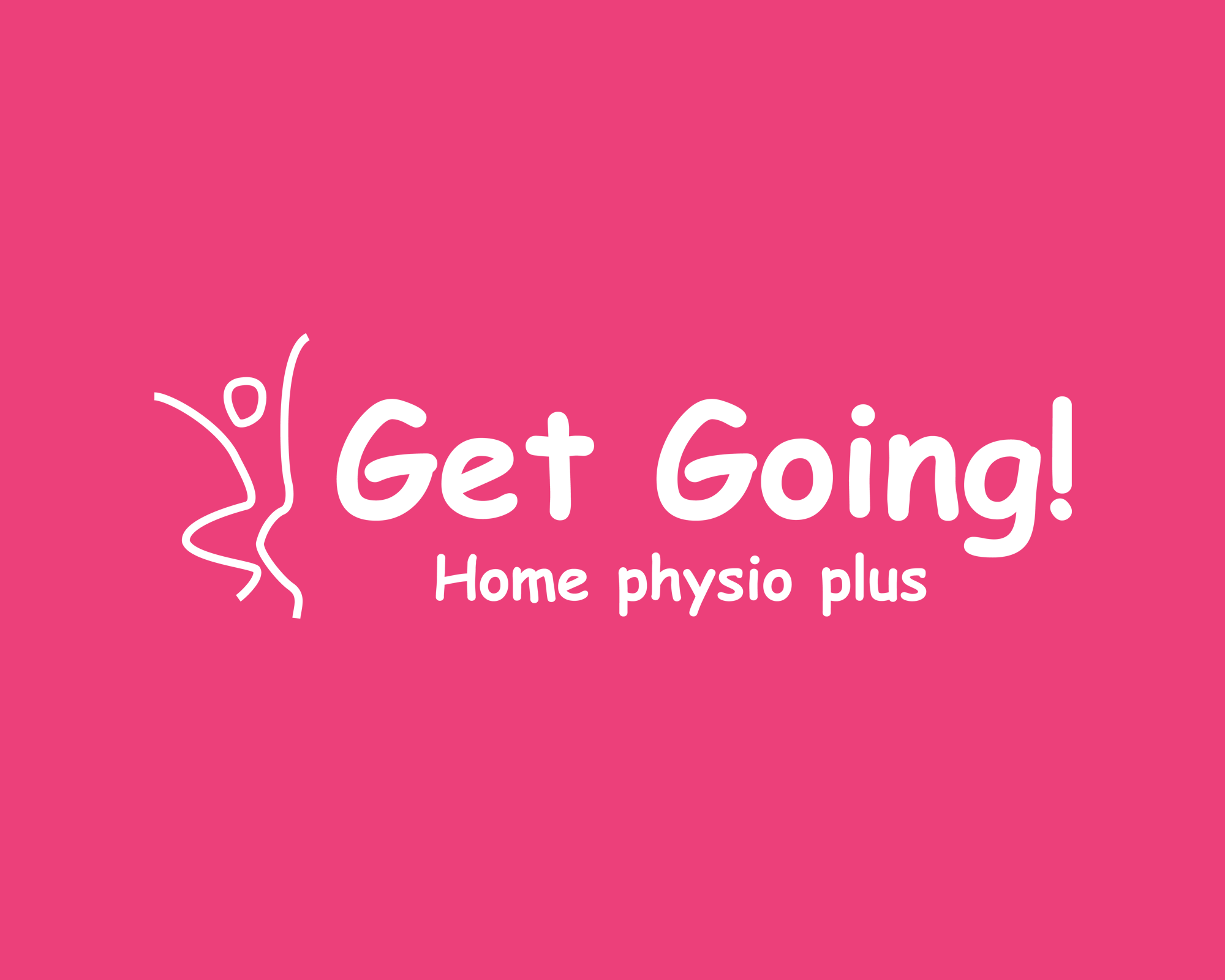 get going physio Logo