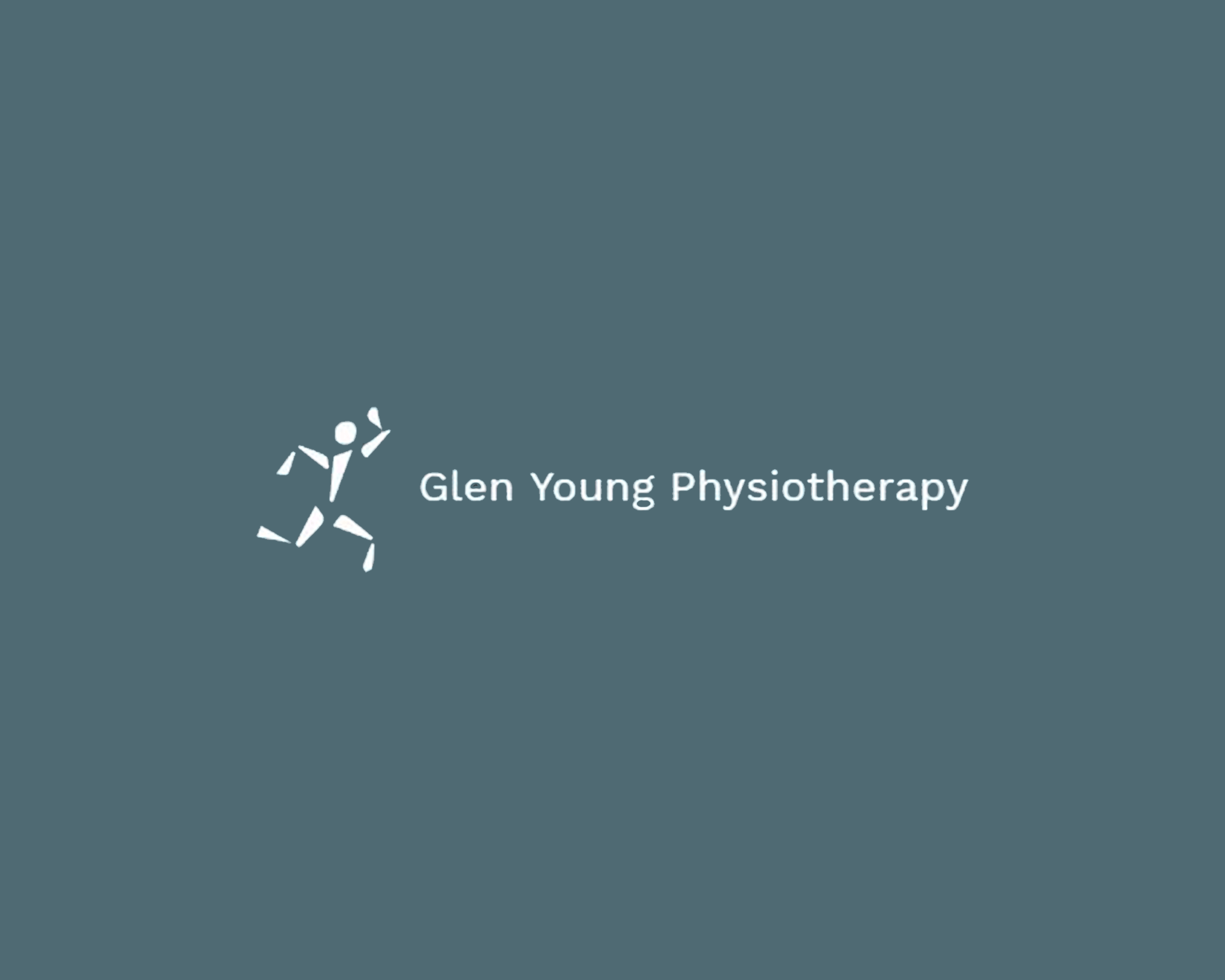 glen young physiotherapy Logo