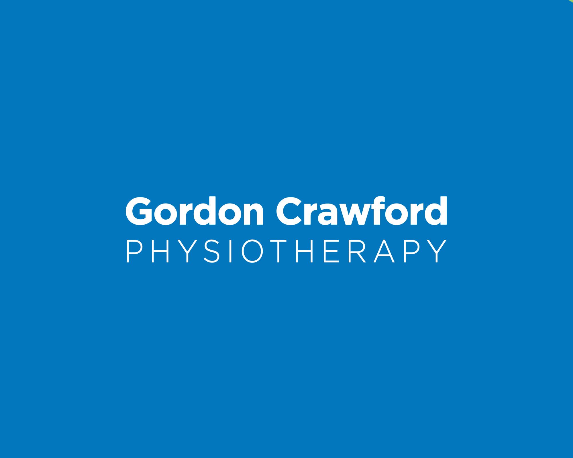 gordon crawford physiotherapy Logo