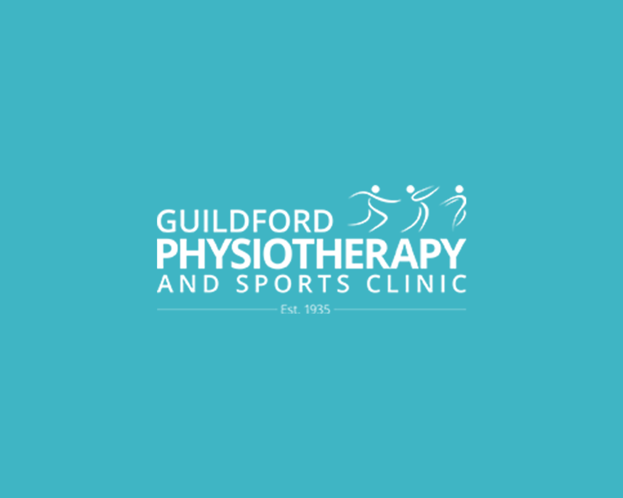 guildford physiotherapy Logo