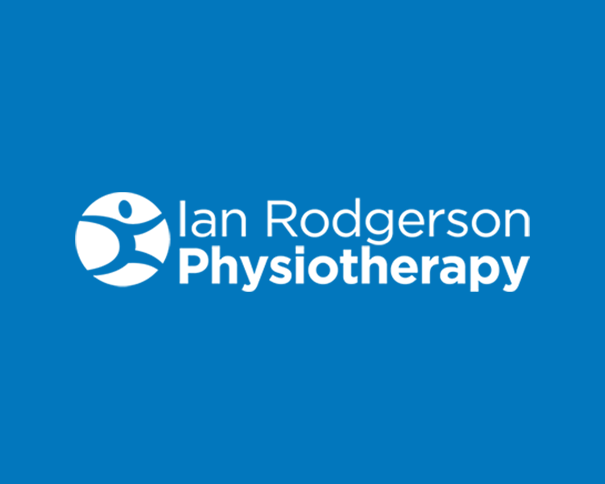 ian rodgerson physiotherapy Logo