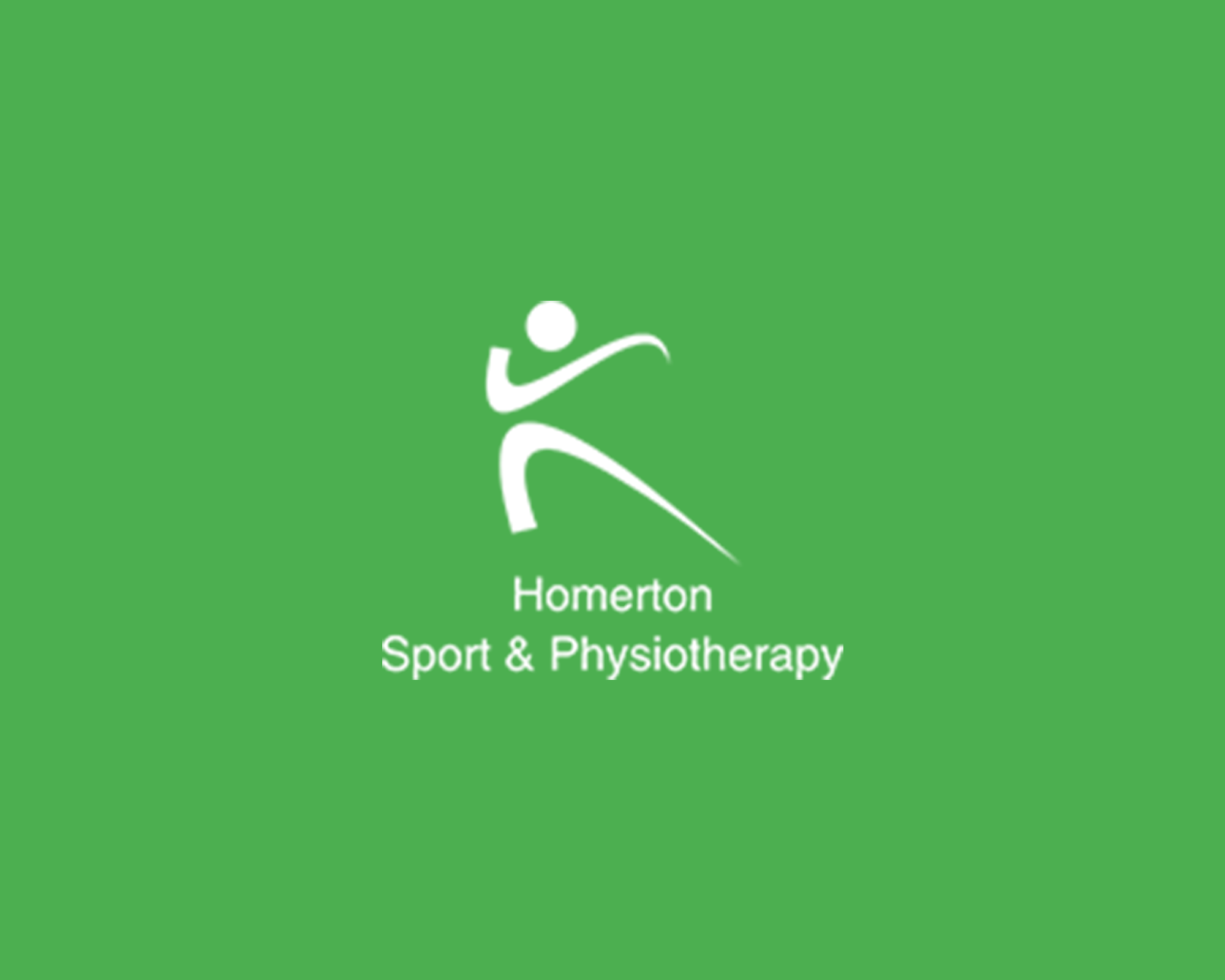 homerton sport & physiotherapy Logo
