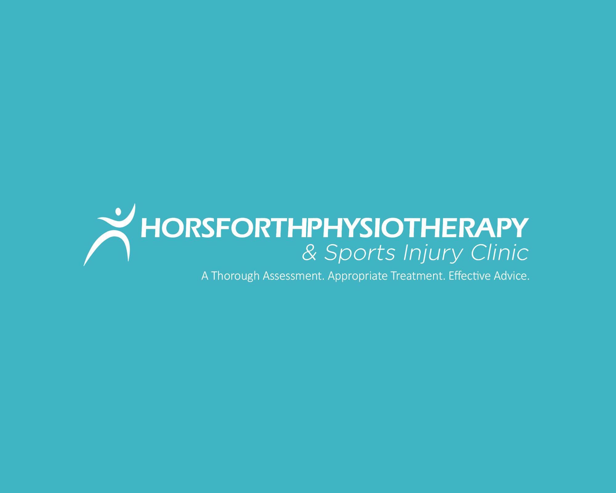 horsforth physiotherapy Logo