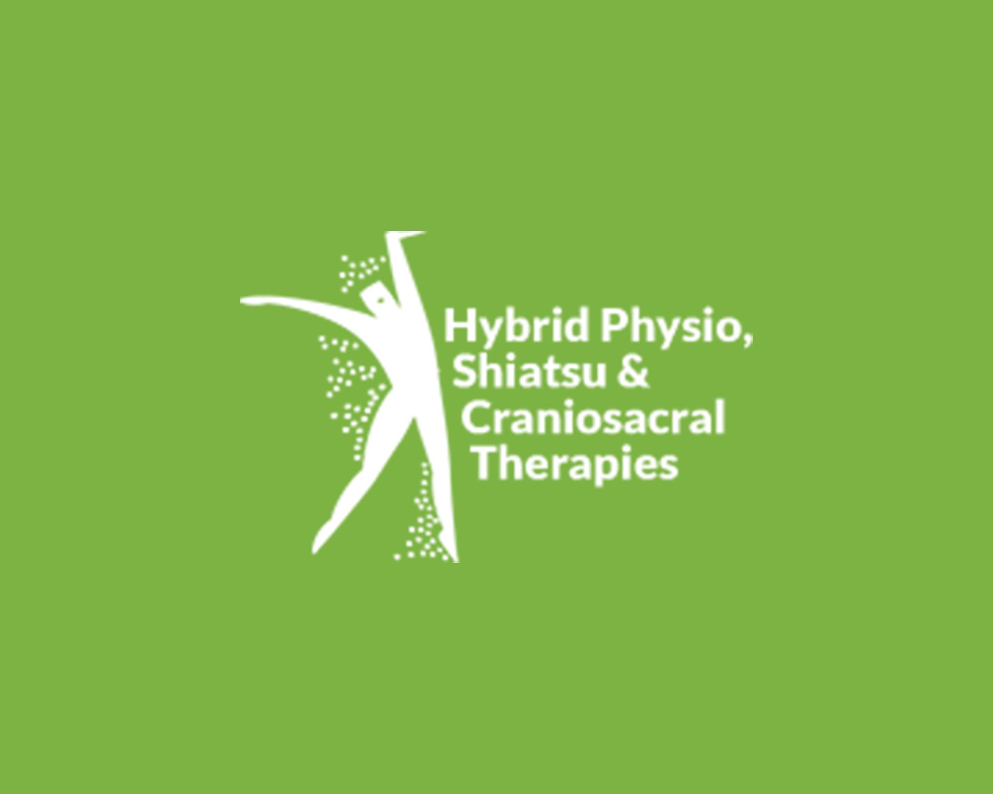 hybrid physio, shiatsu & craniosacral therapies Logo