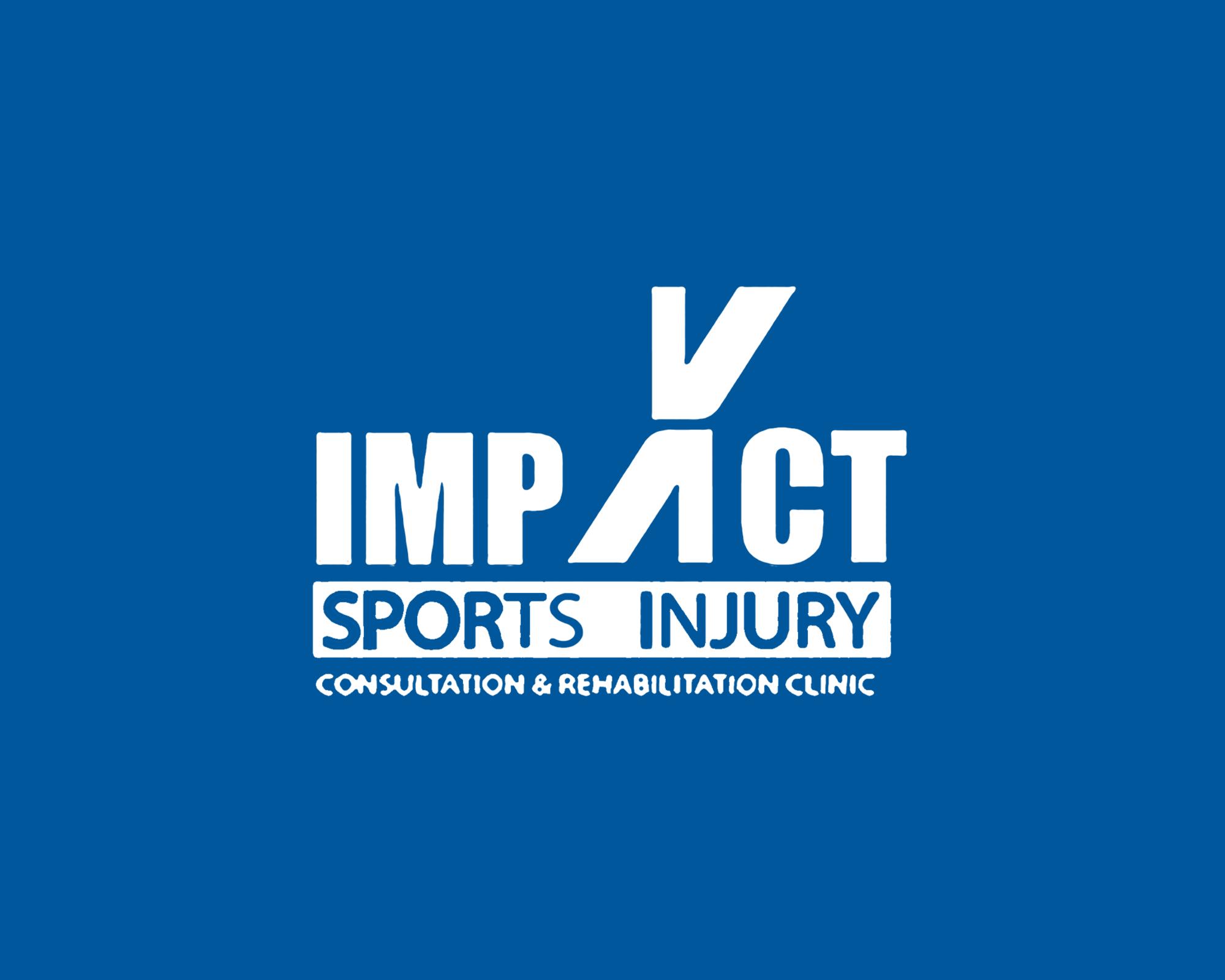 impact sports physio Logo