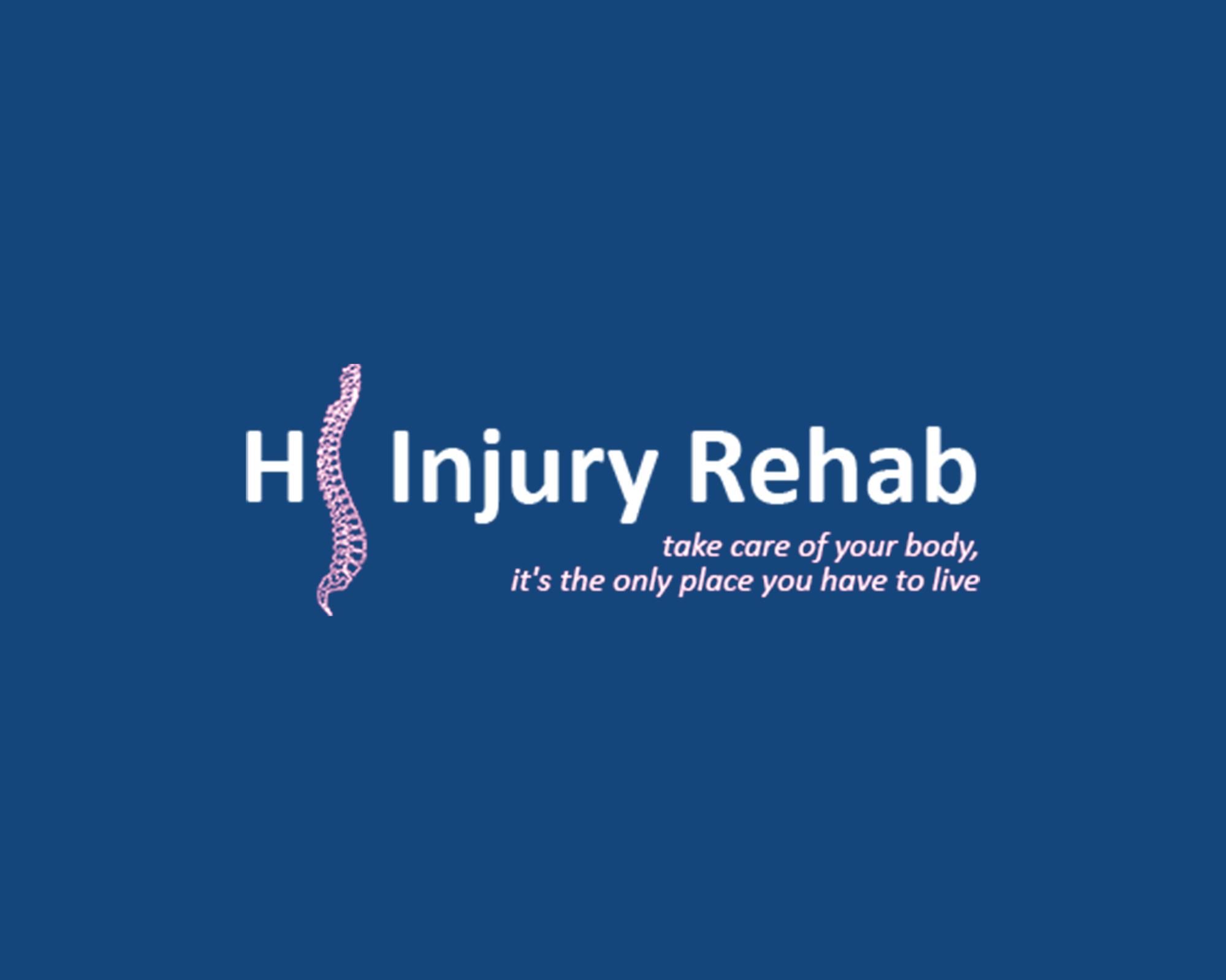 injury rehab warrington Logo