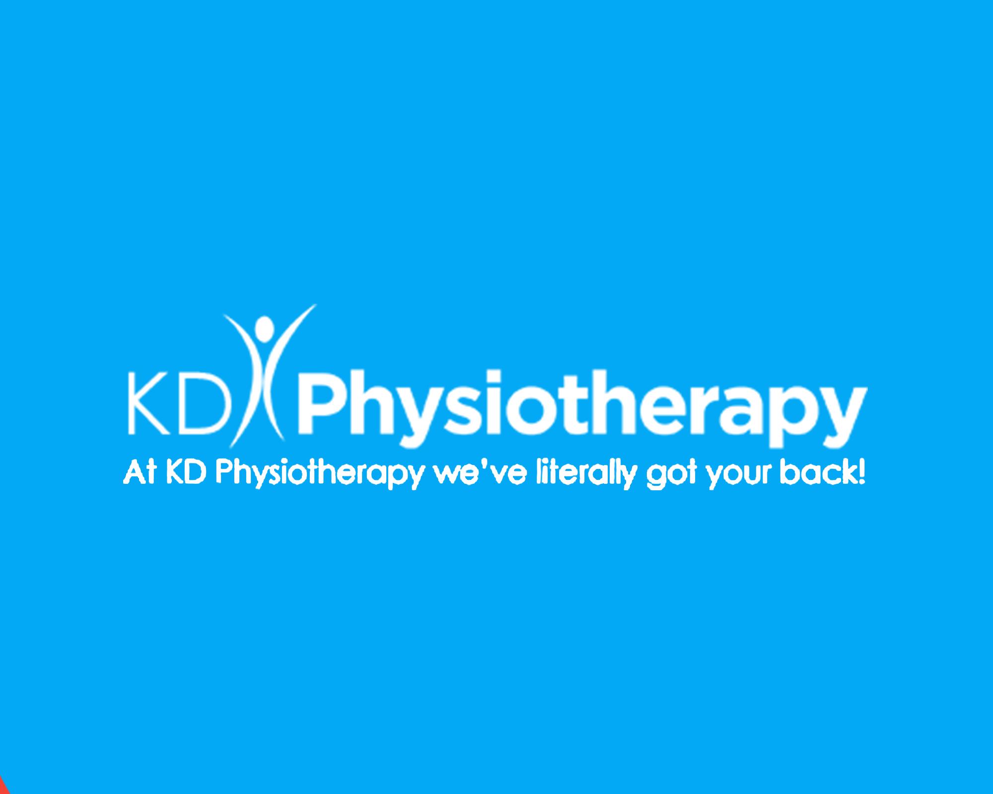 kd physio Logo