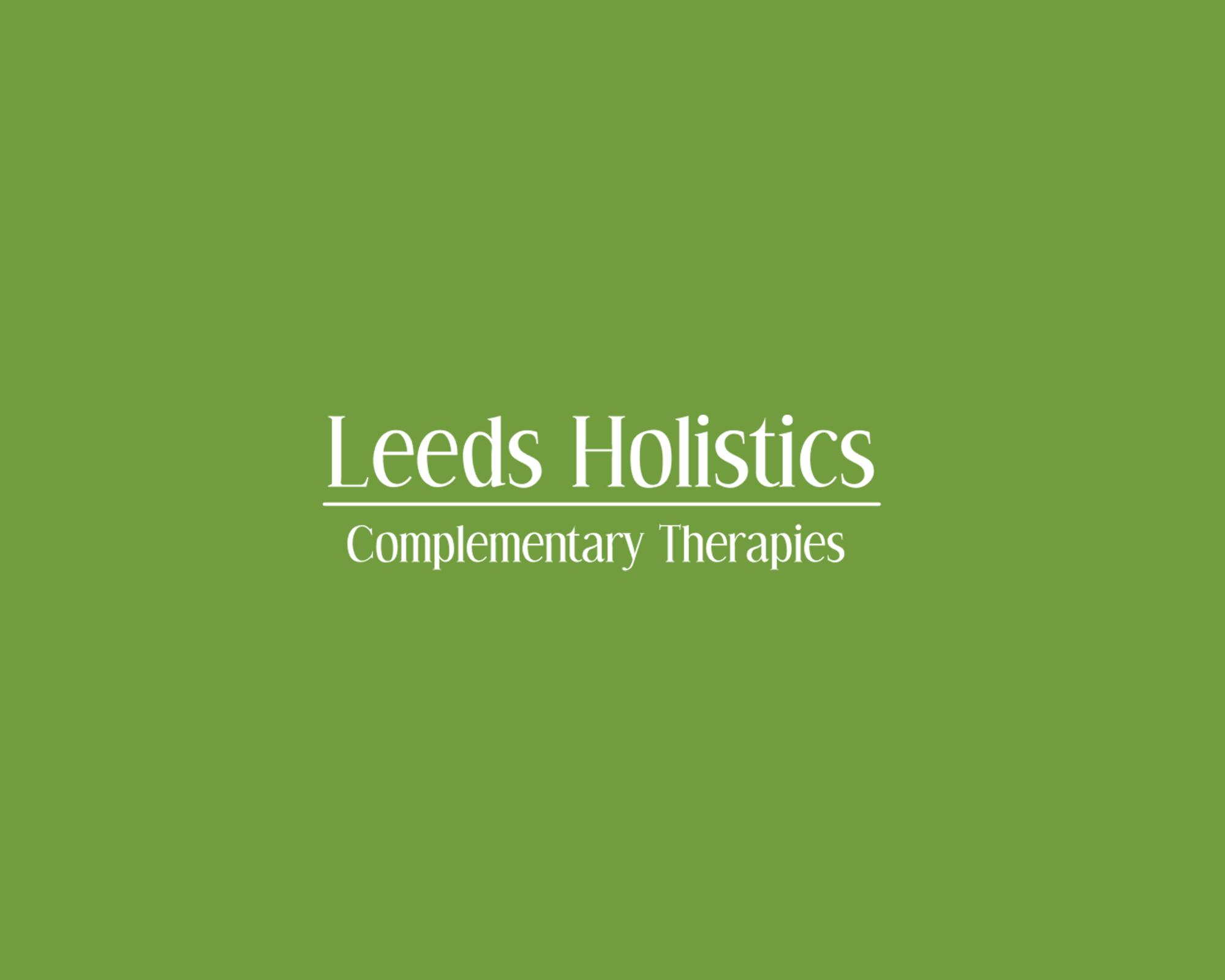 leeds holistics Logo