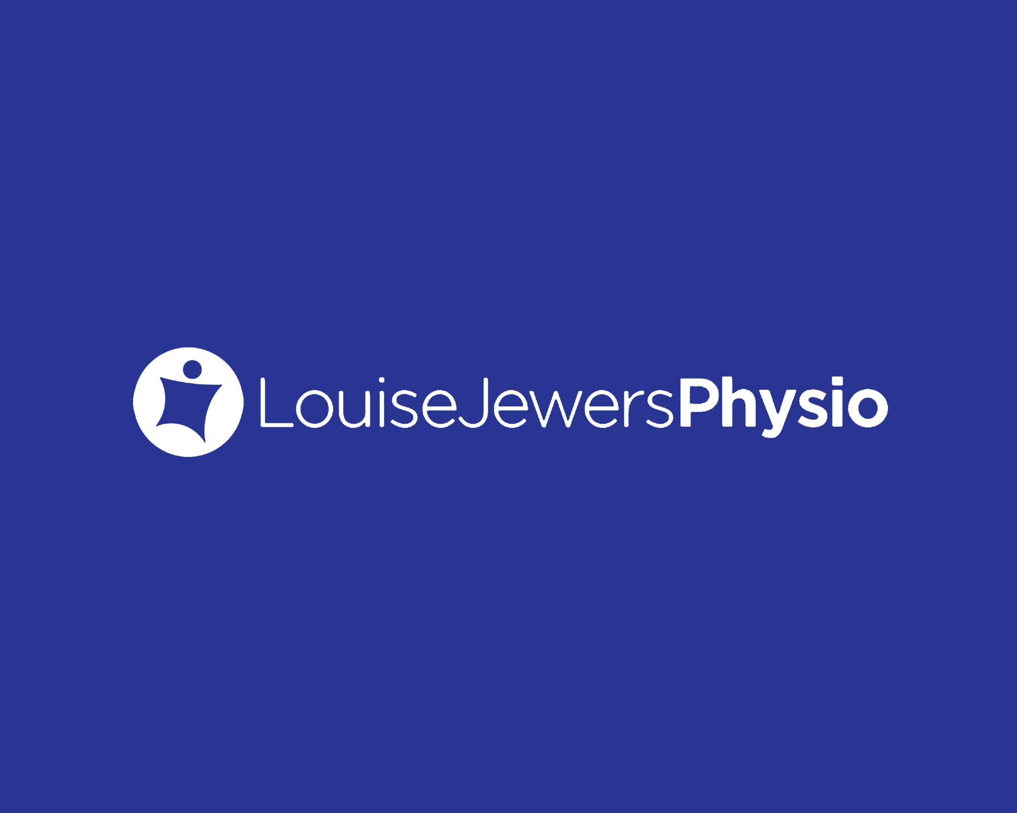 louise jewers physio Logo