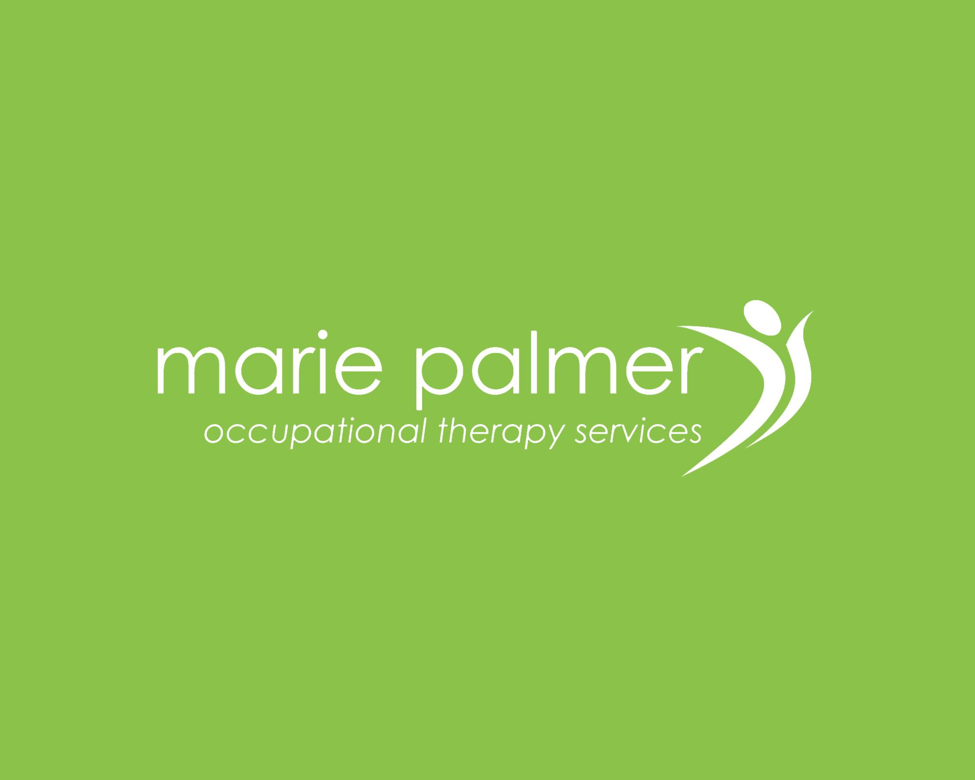 marie palmer Logo