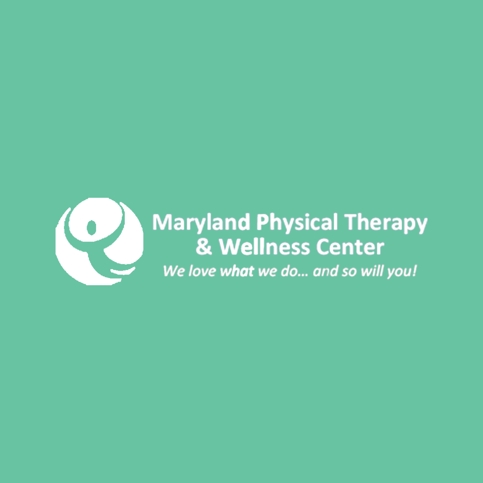 maryland physical therapy Logo