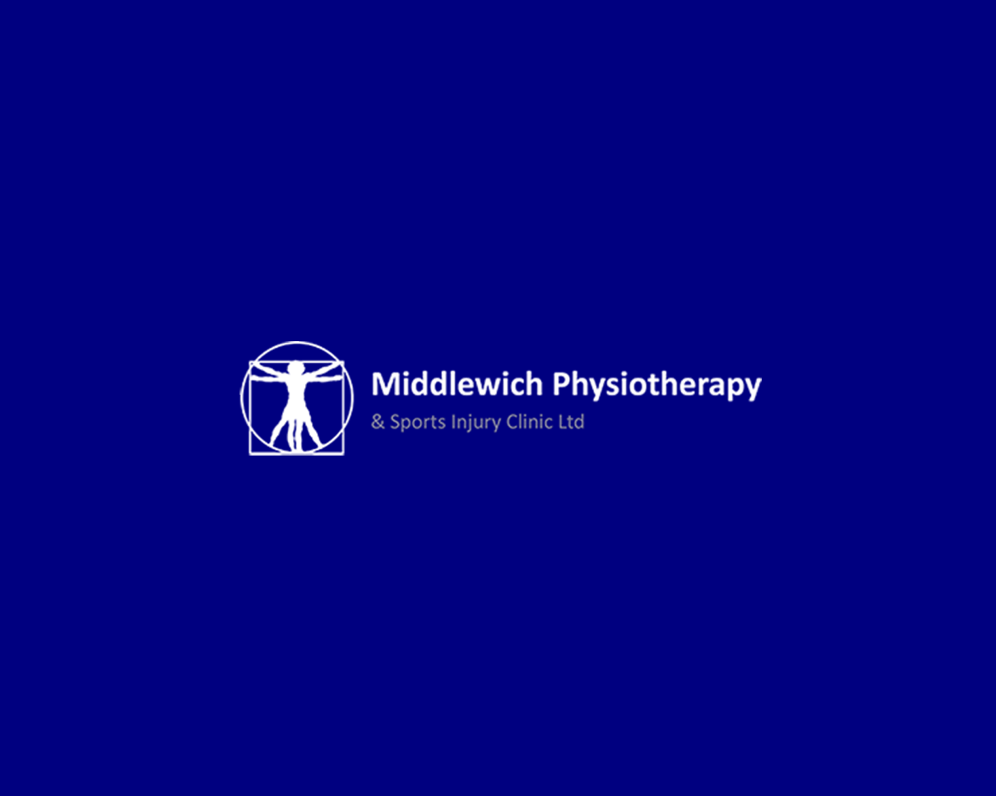 middlewich physiotherapy Logo