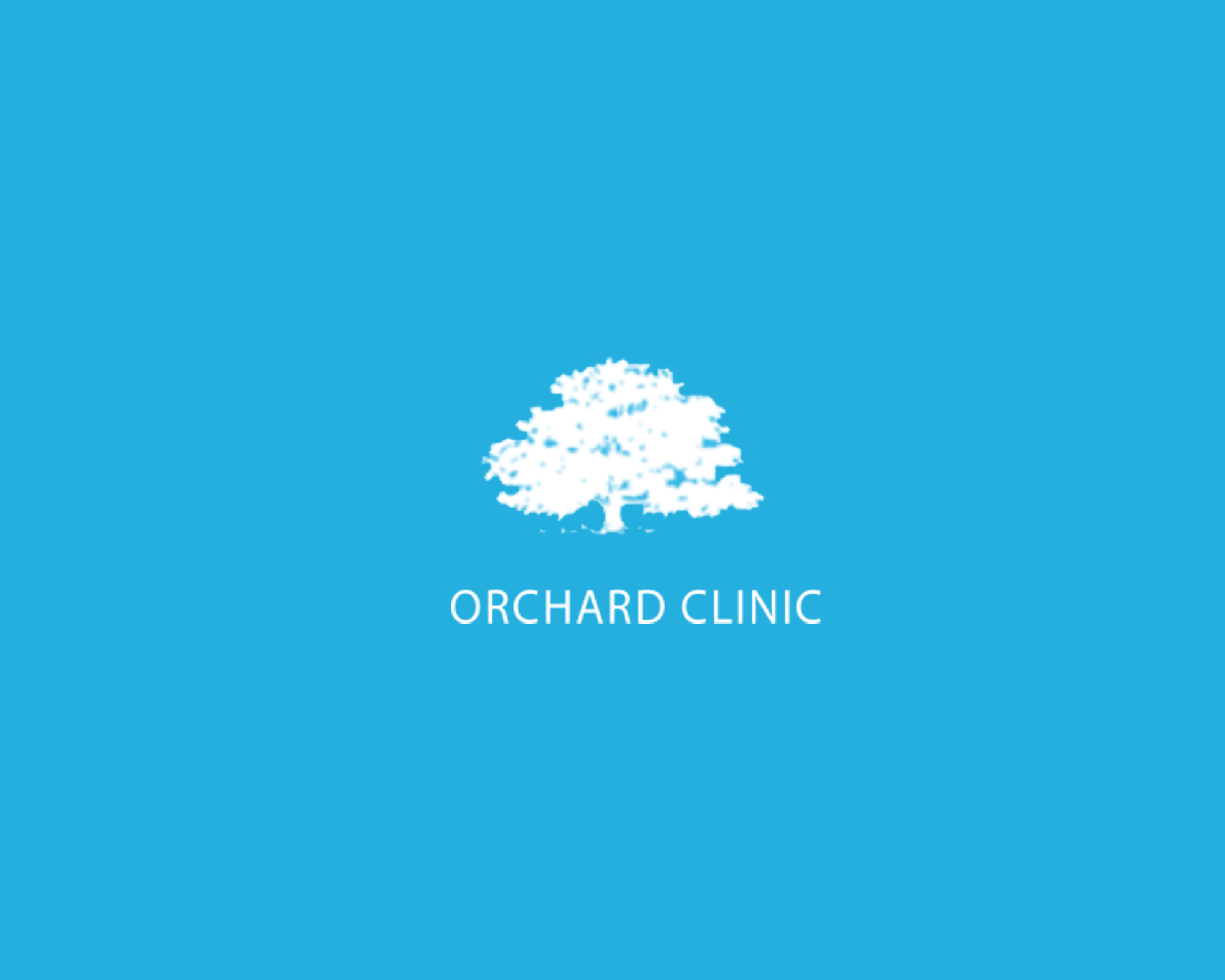 orchard clinic Logo