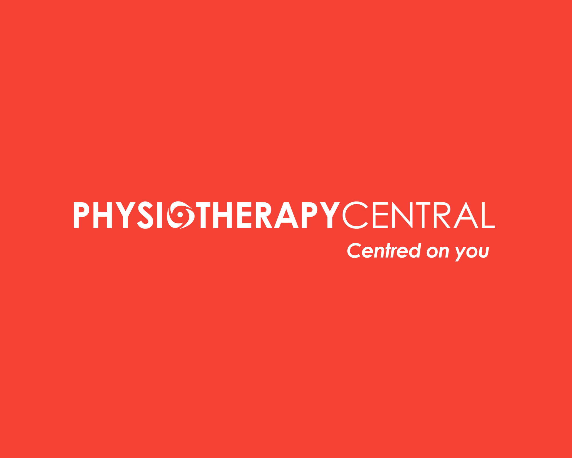 physiotherapy central Logo
