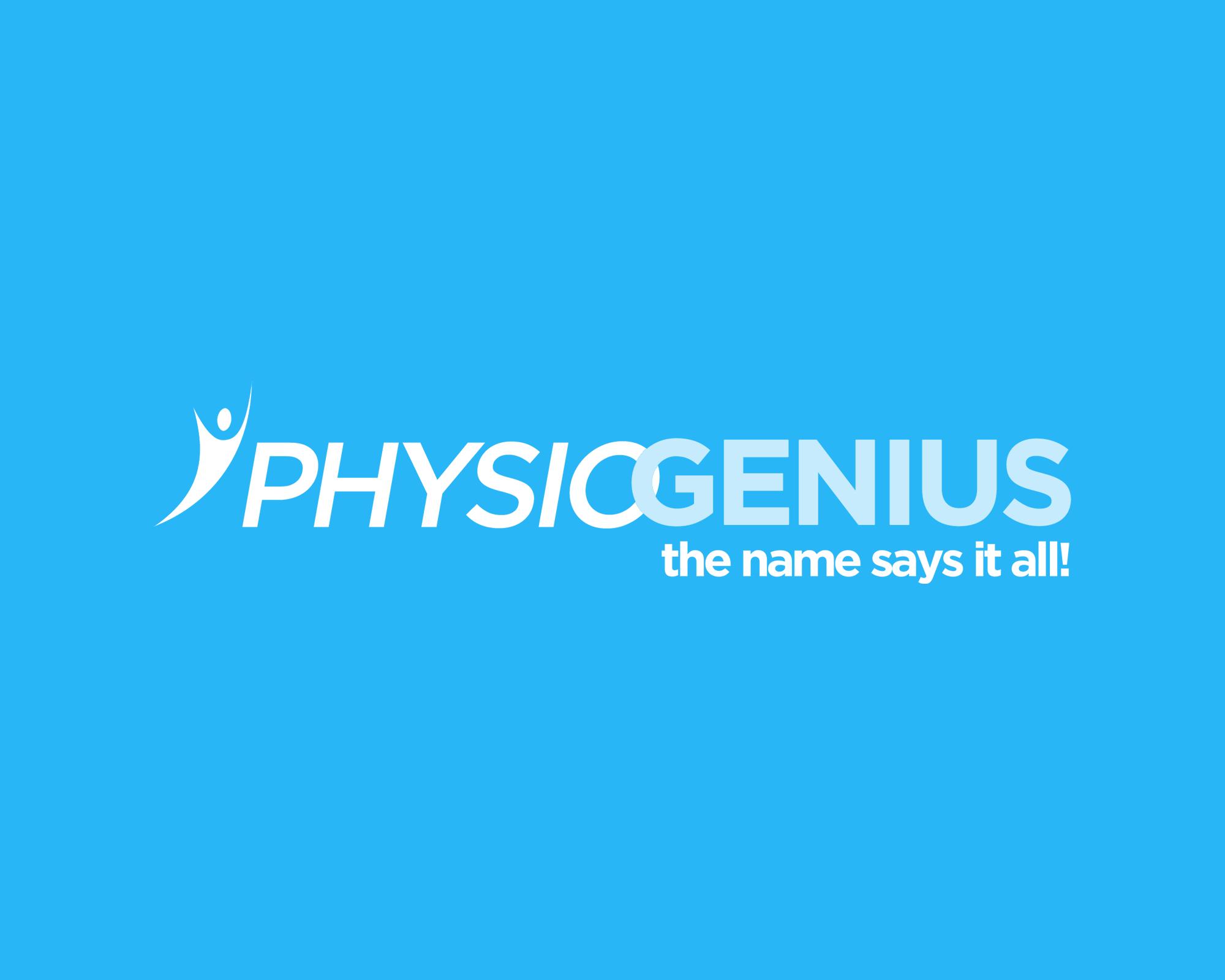 physio genius Logo