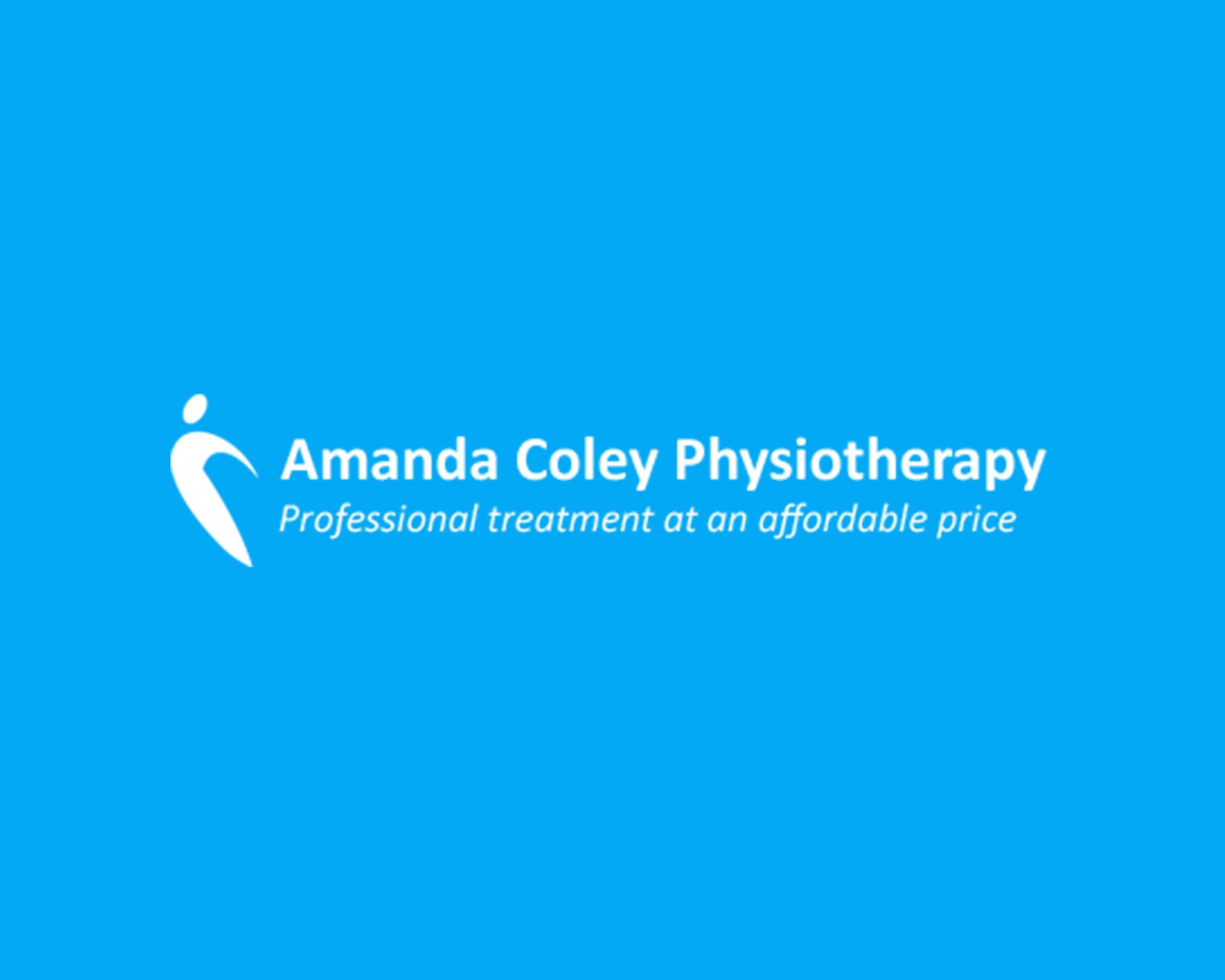amanda coley physiotherapy Logo