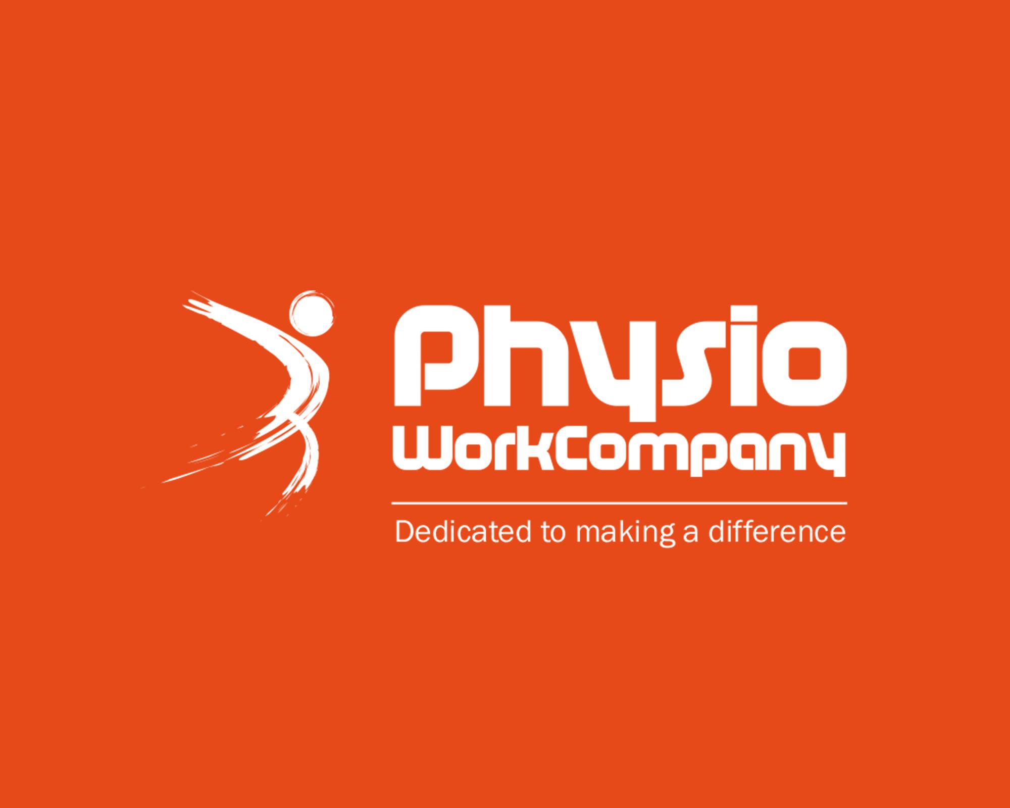 physio work company Logo