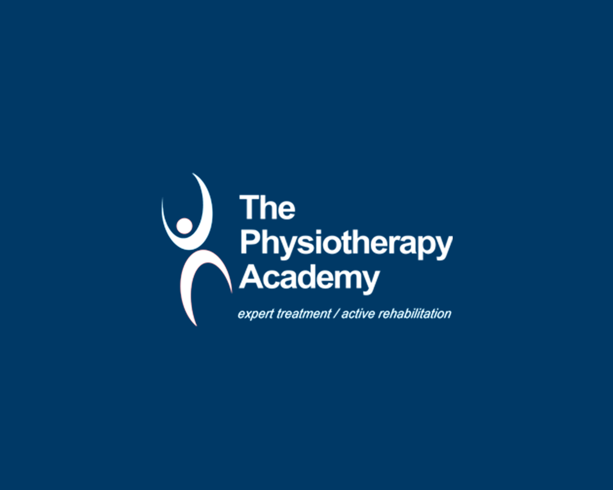 the physiotherapy academy Logo