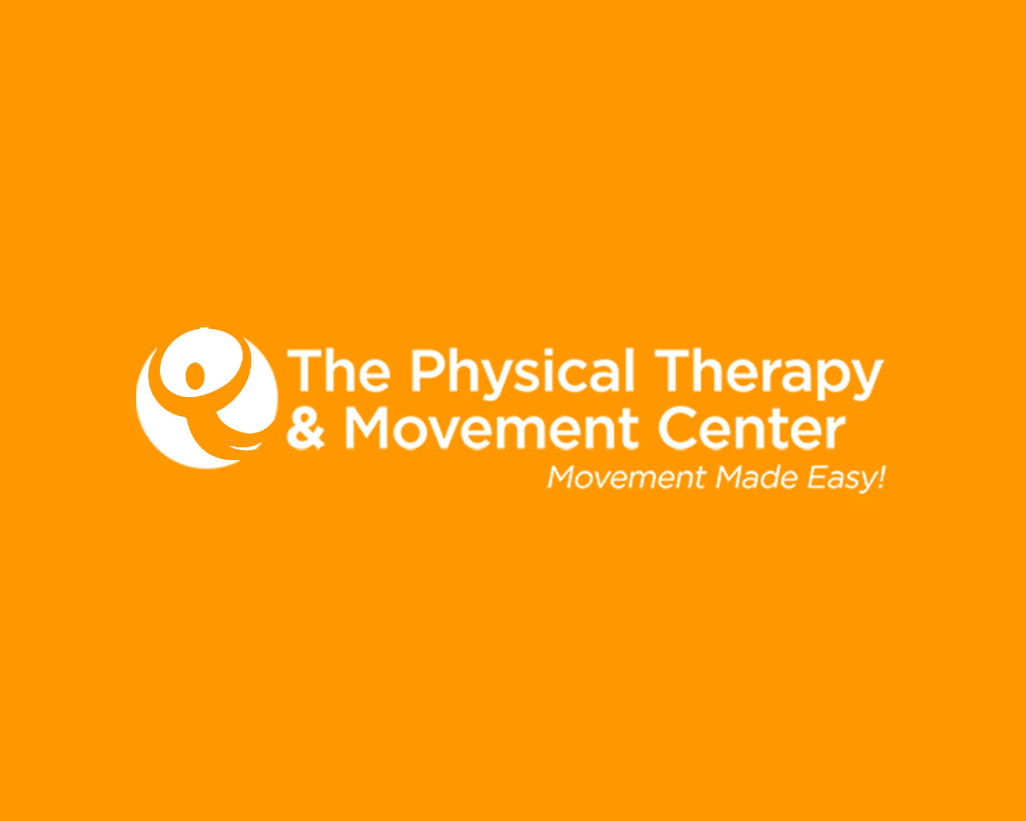 the physical therapy and movement center Logo