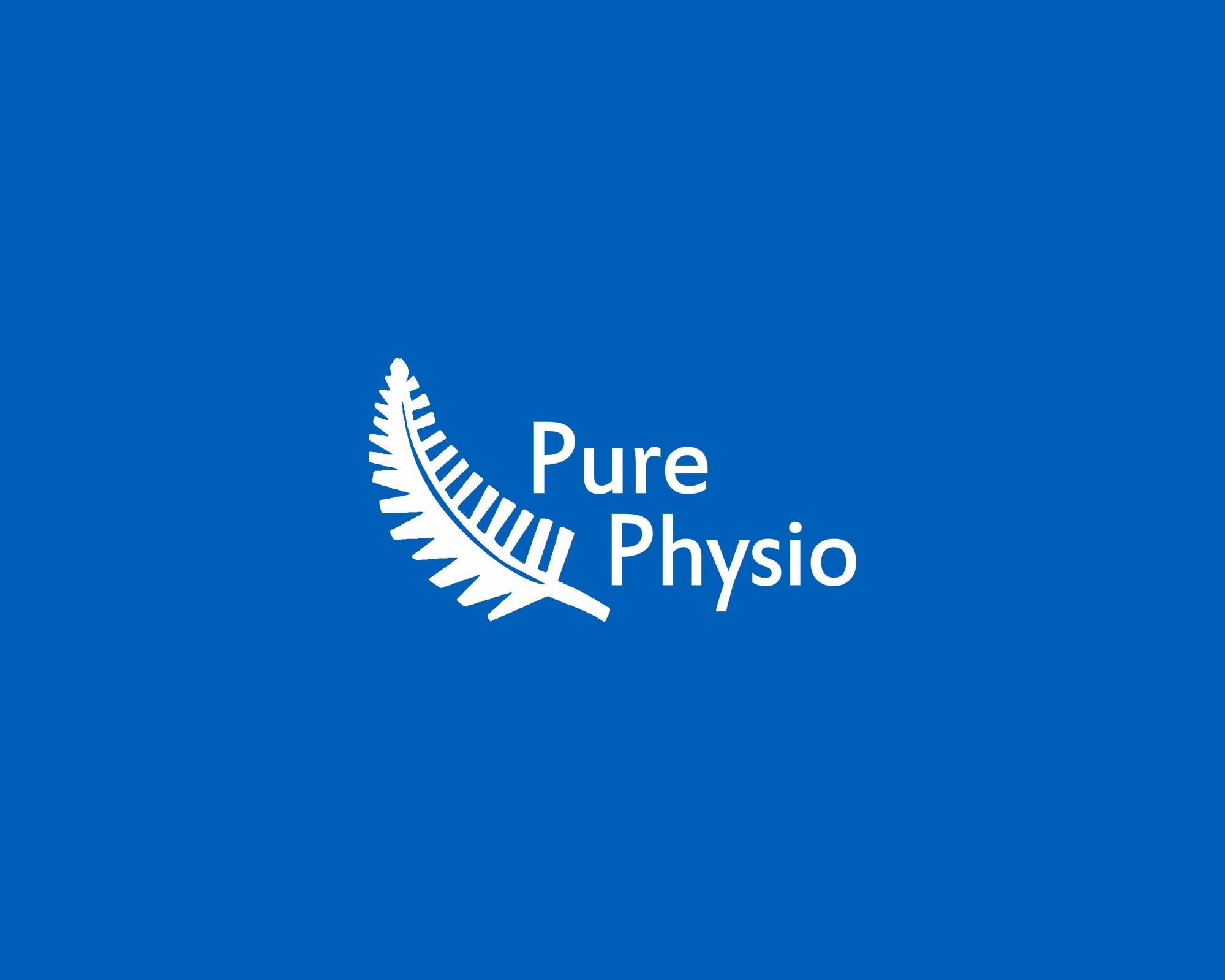 pure physio Logo