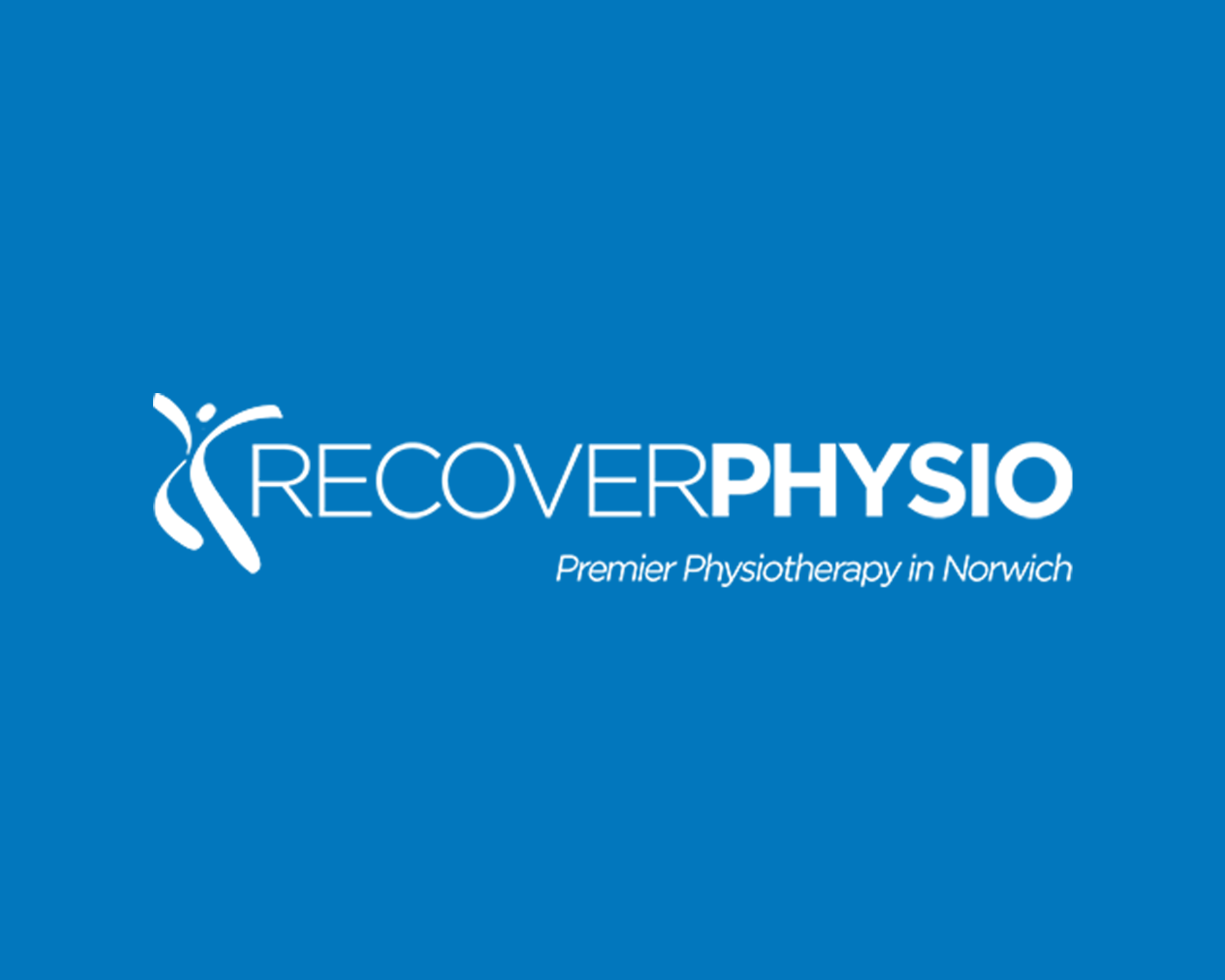 recover physio Logo