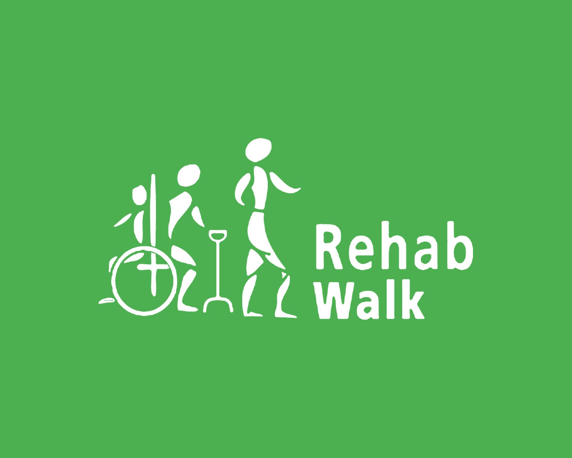 rehab walk Logo