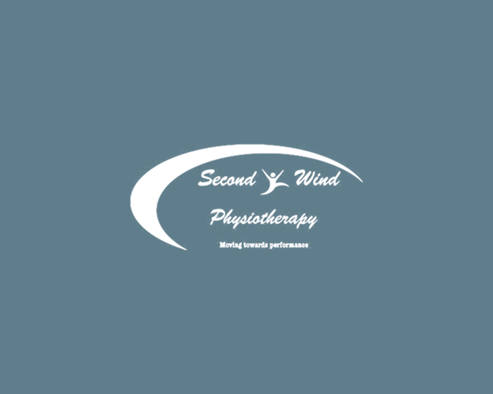 second wind physiotherapy Logo