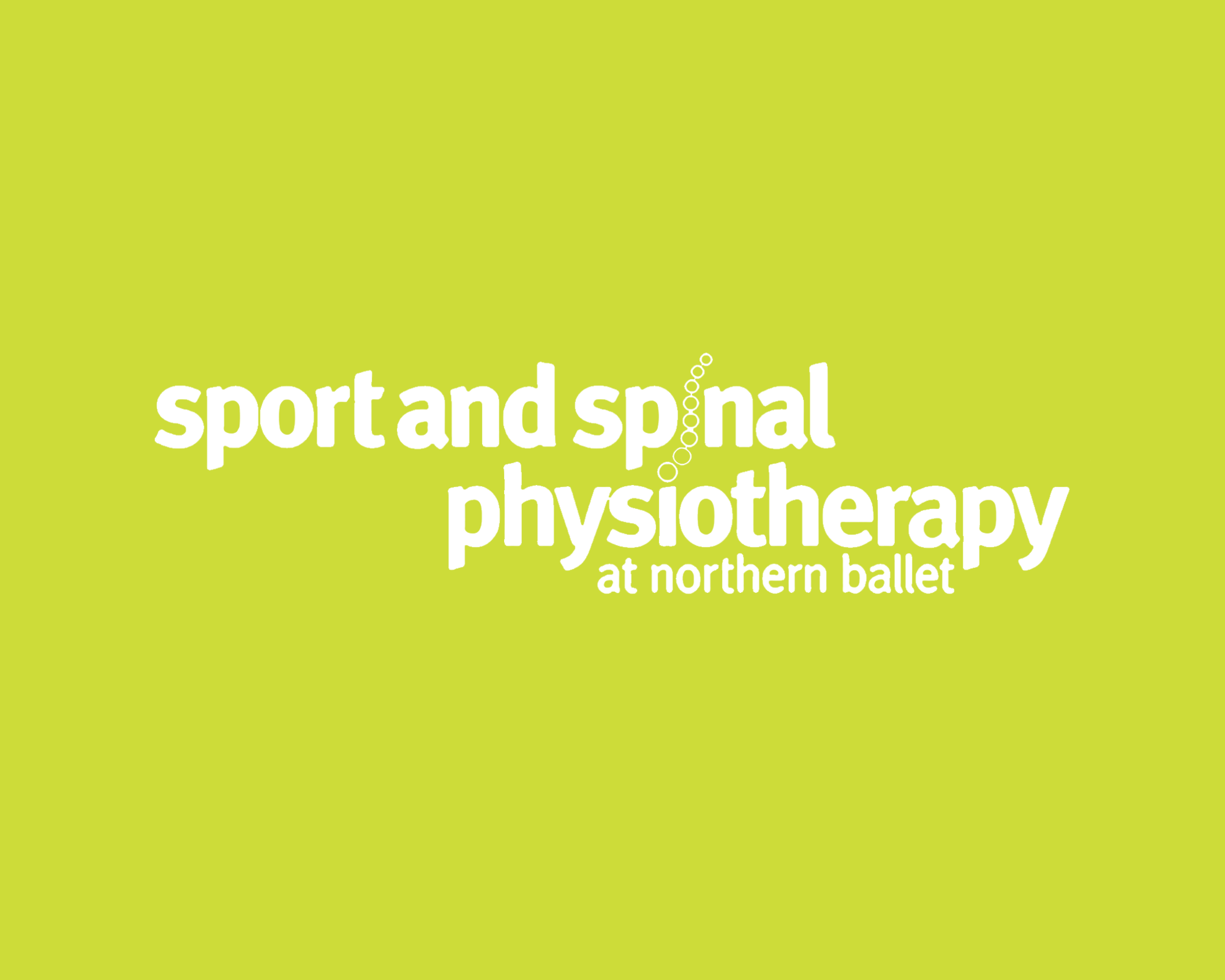 sport and spinal physiotherapy Logo
