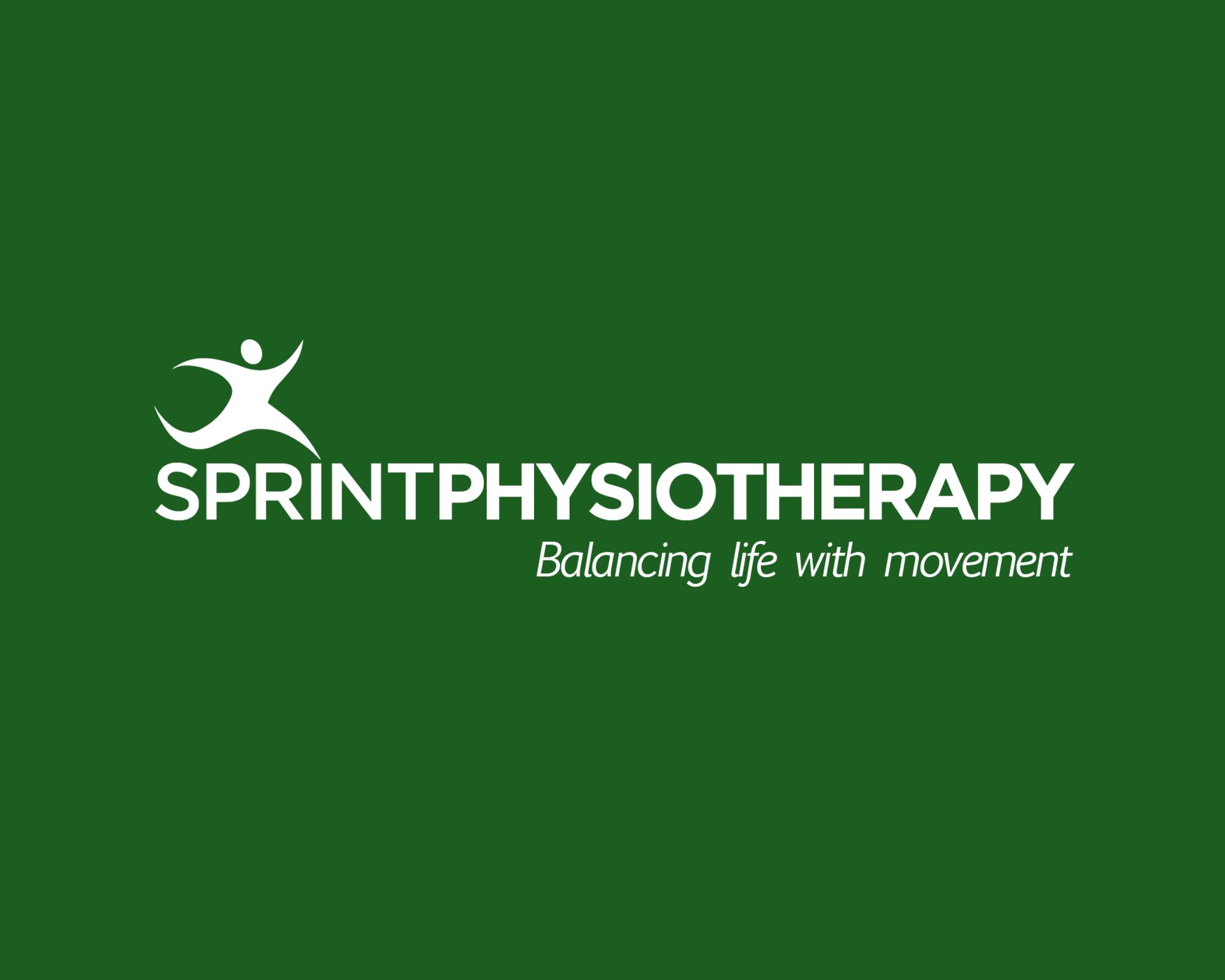 sprint physio Logo